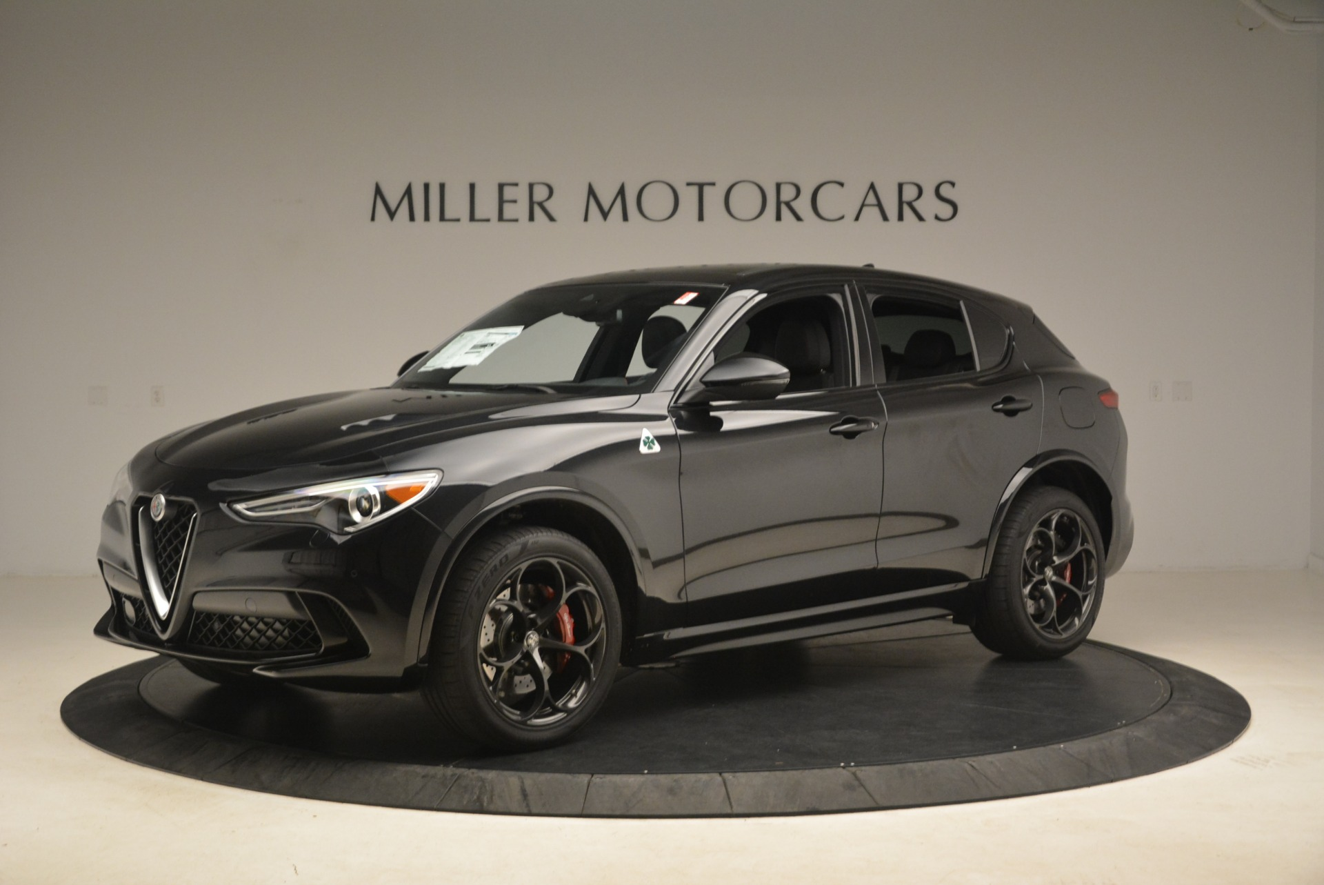 New 2019 Alfa Romeo Stelvio Quadrifoglio For Sale In Greenwich, CT 3095_p2