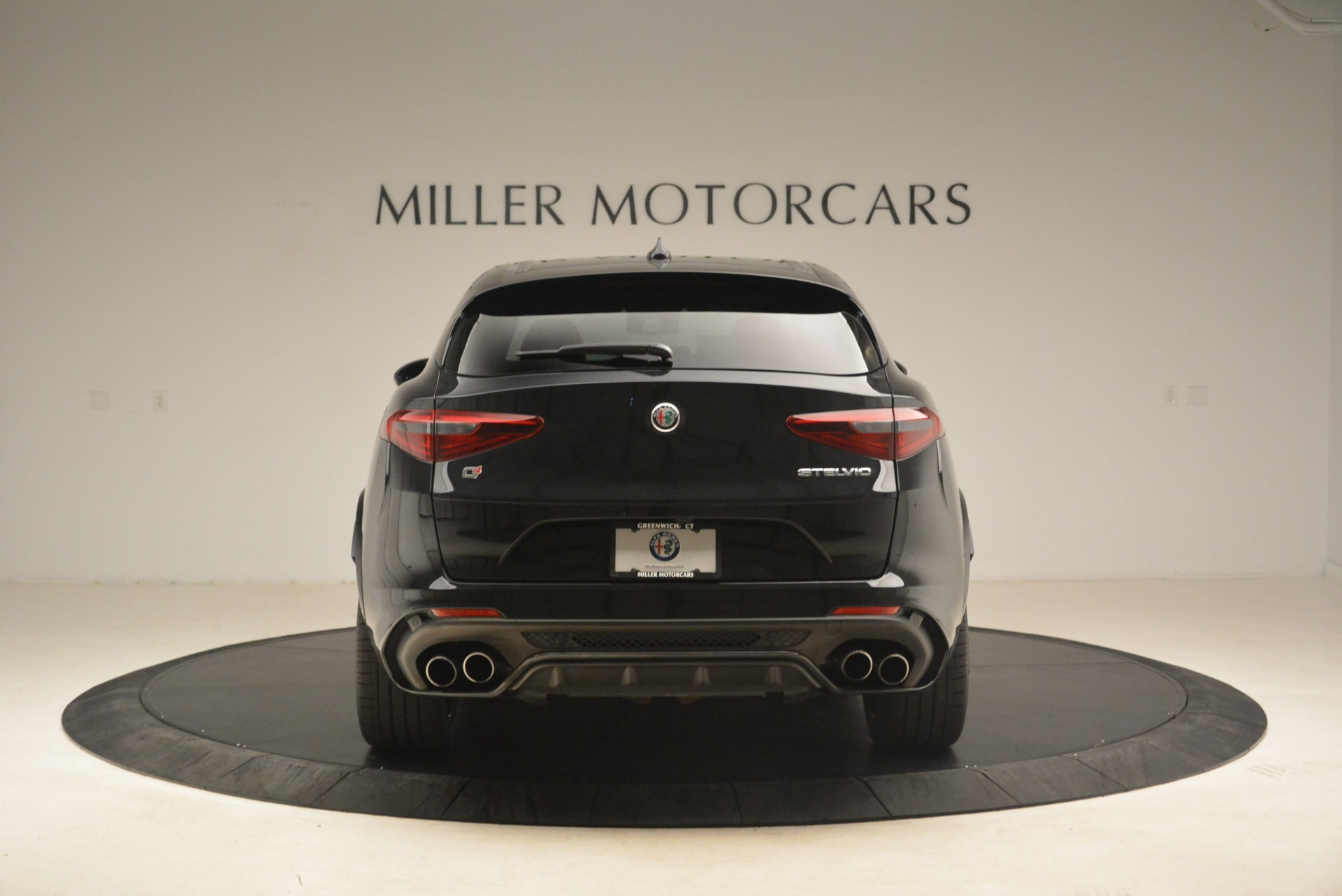 New 2019 Alfa Romeo Stelvio Quadrifoglio For Sale In Greenwich, CT 3095_p6