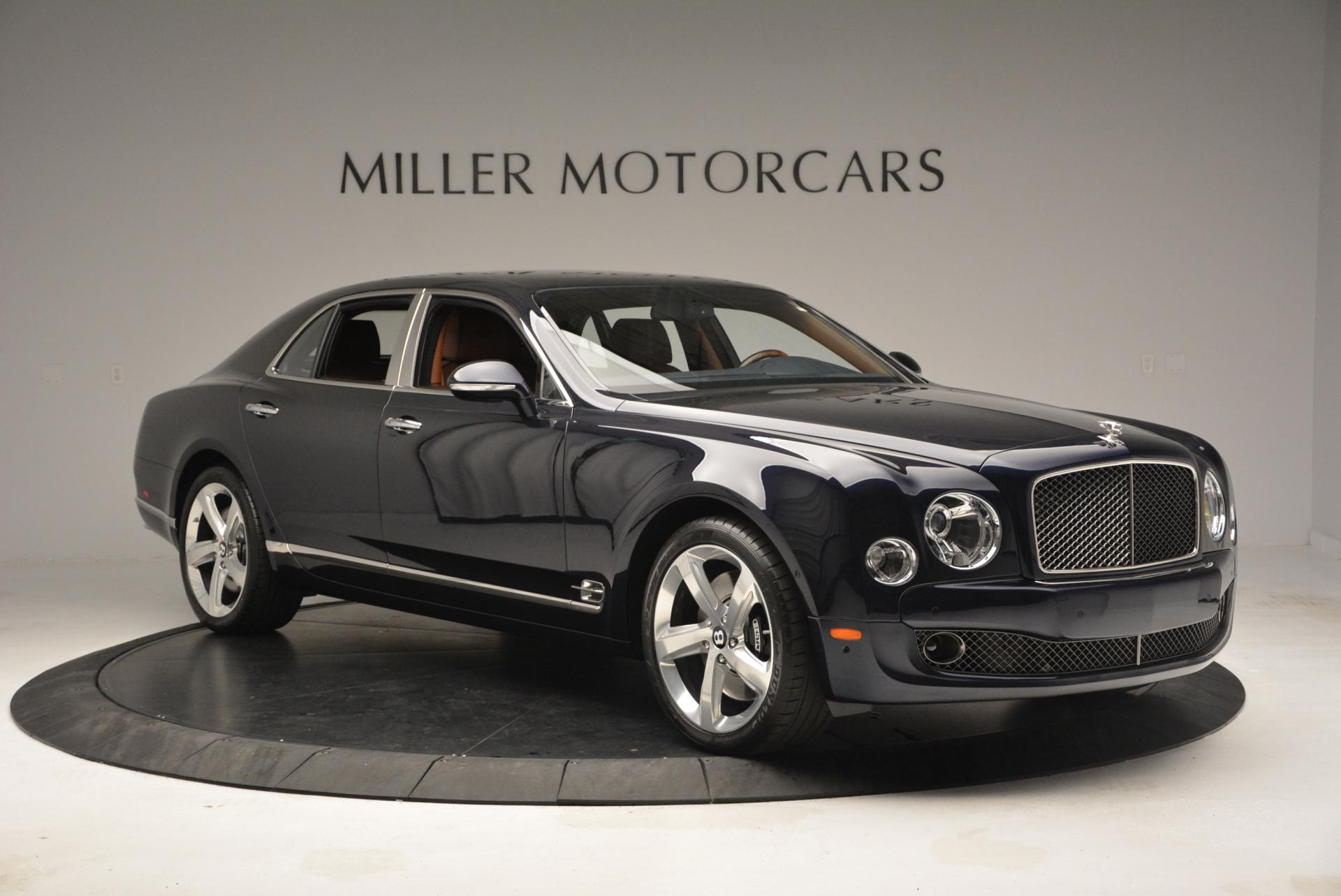 Used 2016 Bentley Mulsanne Speed For Sale In Greenwich, CT 31_p10