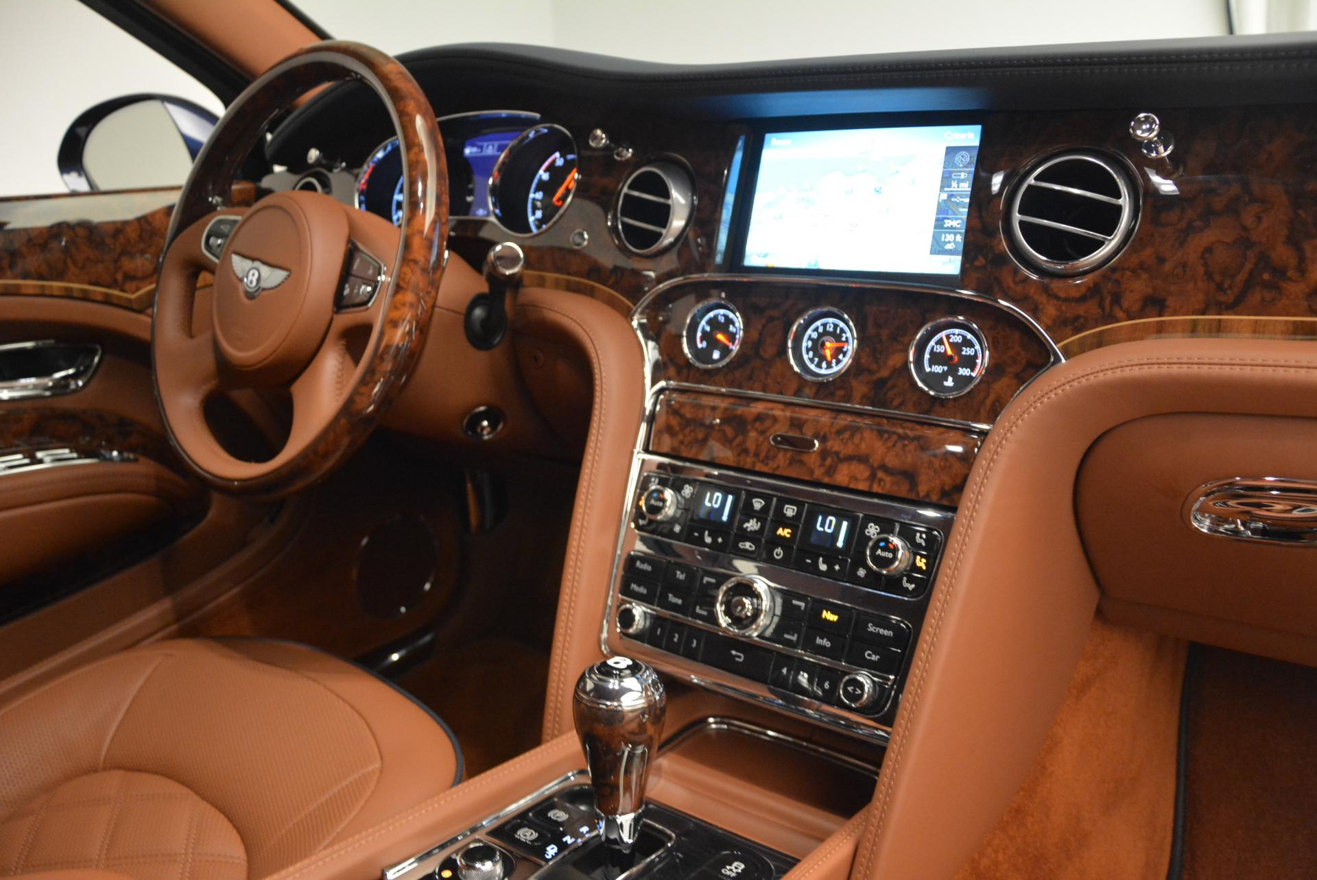 Used 2016 Bentley Mulsanne Speed For Sale In Greenwich, CT 31_p24