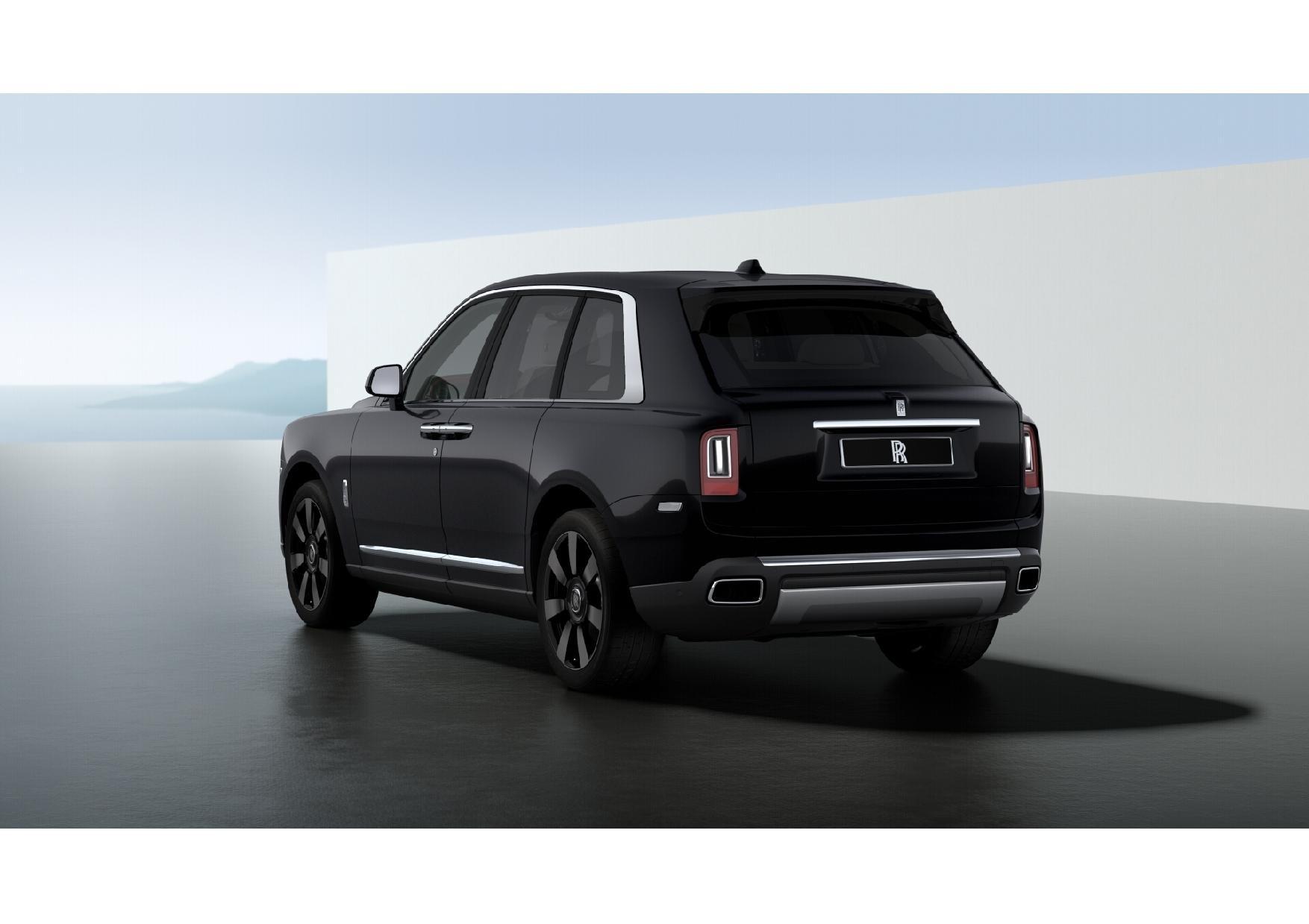 New 2019 Rolls-Royce Cullinan  For Sale In Greenwich, CT 3100_p3