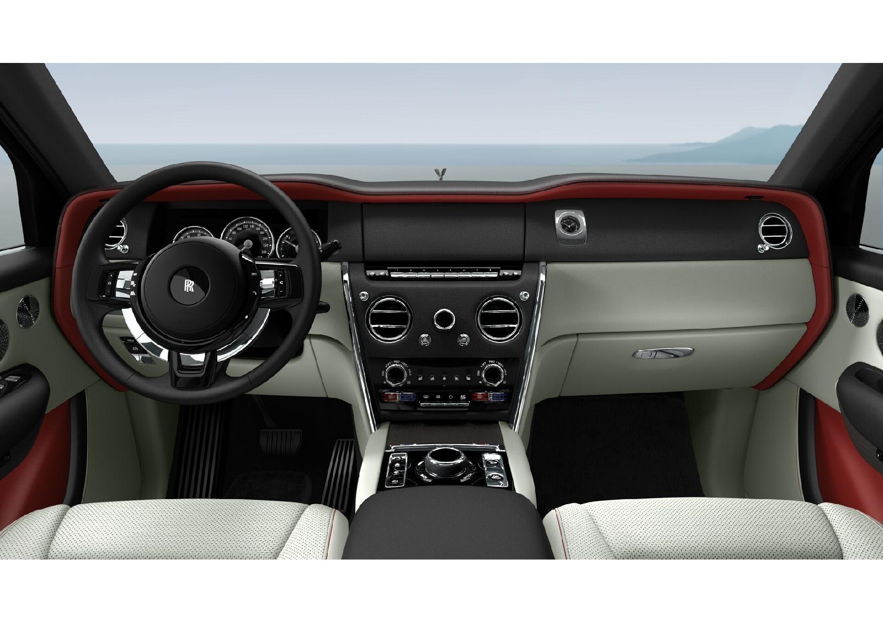 New 2019 Rolls-Royce Cullinan  For Sale In Greenwich, CT 3100_p5