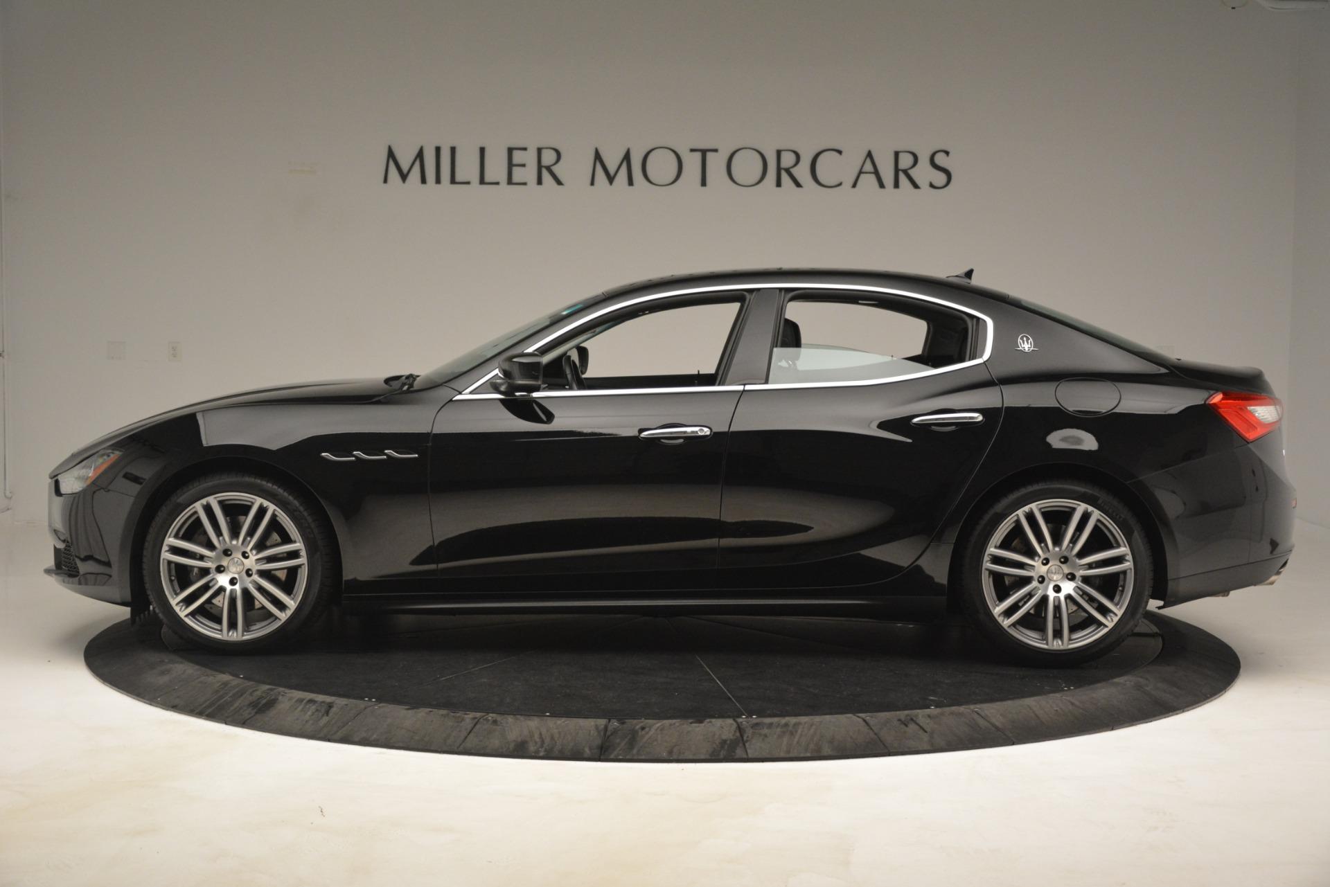 Used 2015 Maserati Ghibli S Q4 For Sale In Greenwich, CT 3102_p3