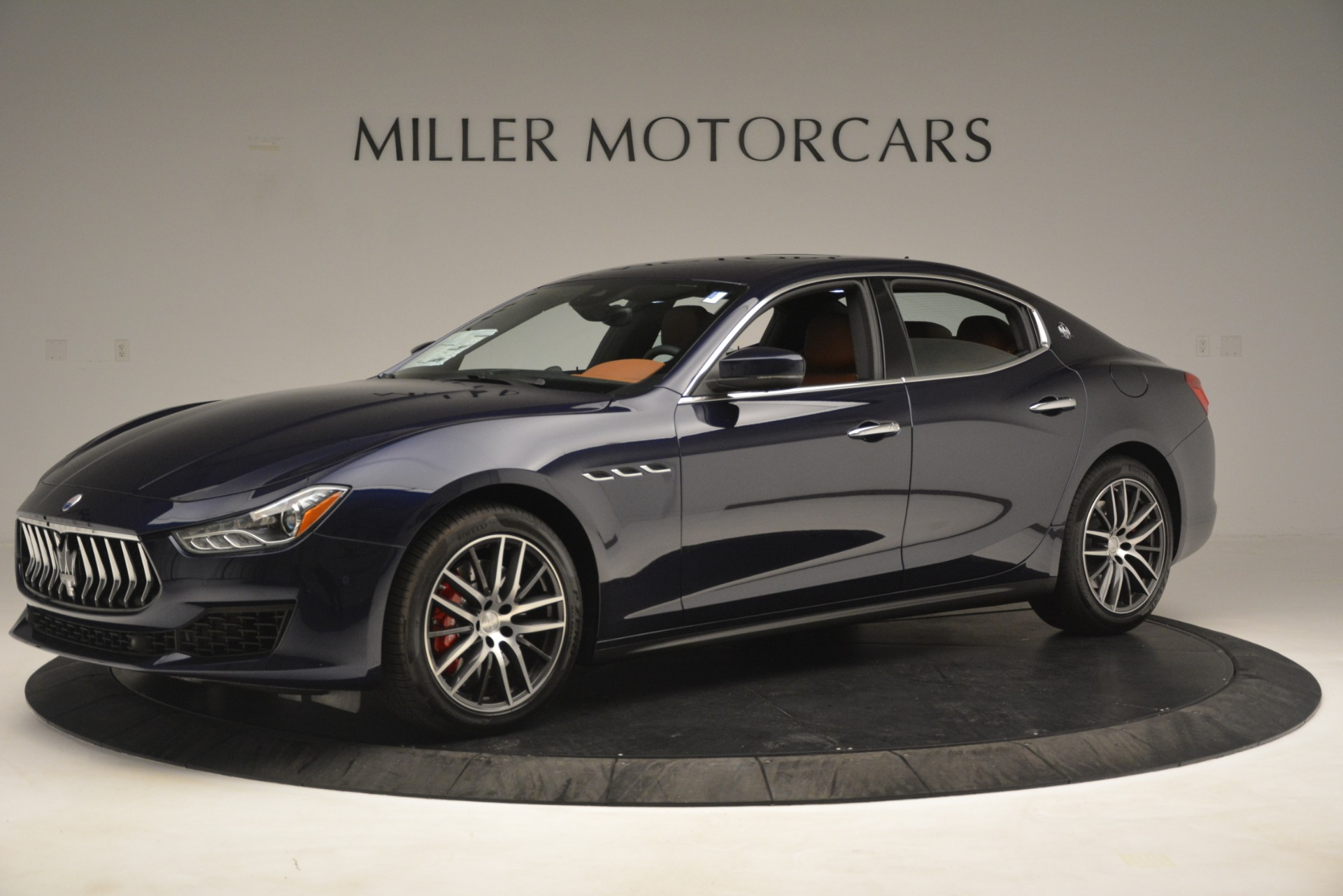 New 2019 Maserati Ghibli S Q4 For Sale In Greenwich, CT 3106_p2
