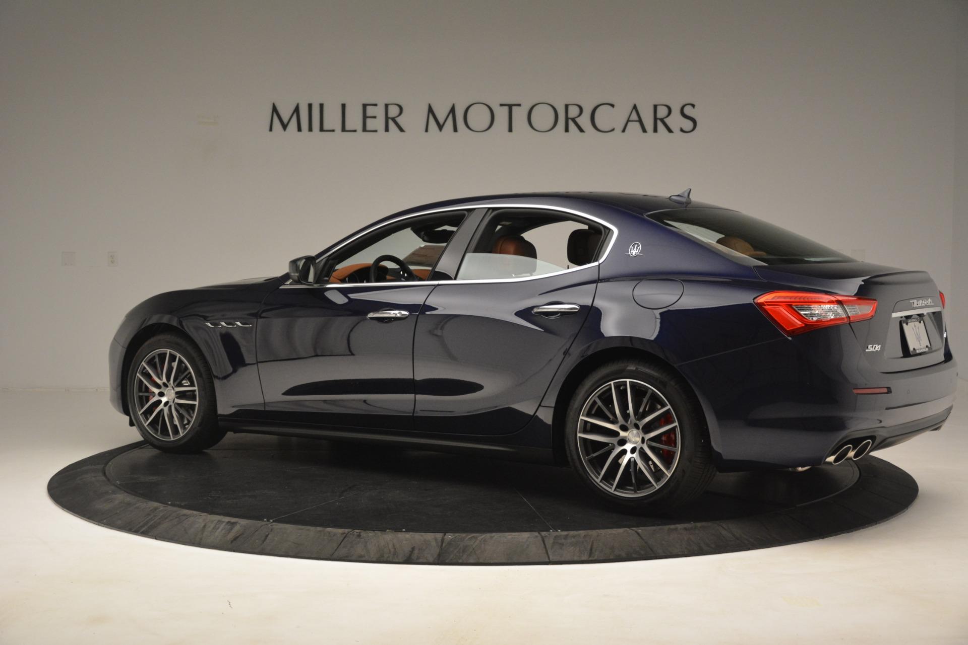 New 2019 Maserati Ghibli S Q4 For Sale In Greenwich, CT 3106_p4