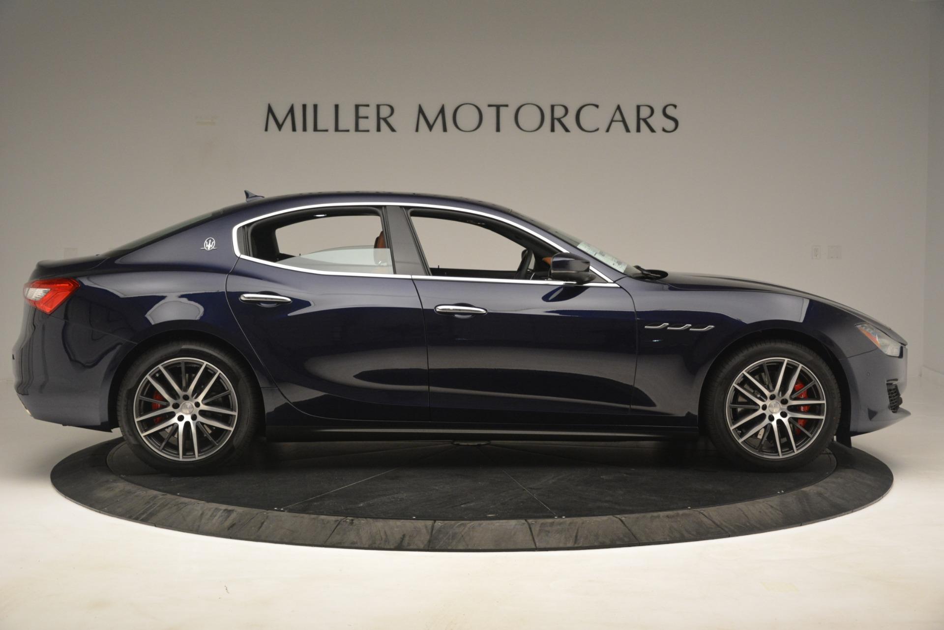 New 2019 Maserati Ghibli S Q4 For Sale In Greenwich, CT 3106_p9