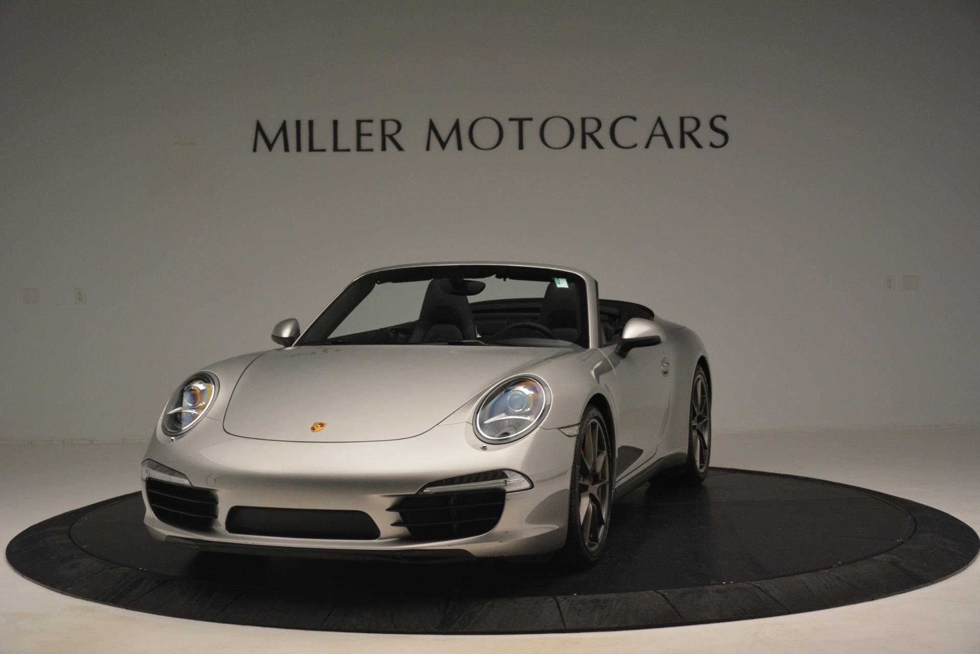 Used 2013 Porsche 911 Carrera S For Sale In Greenwich, CT 3107_main