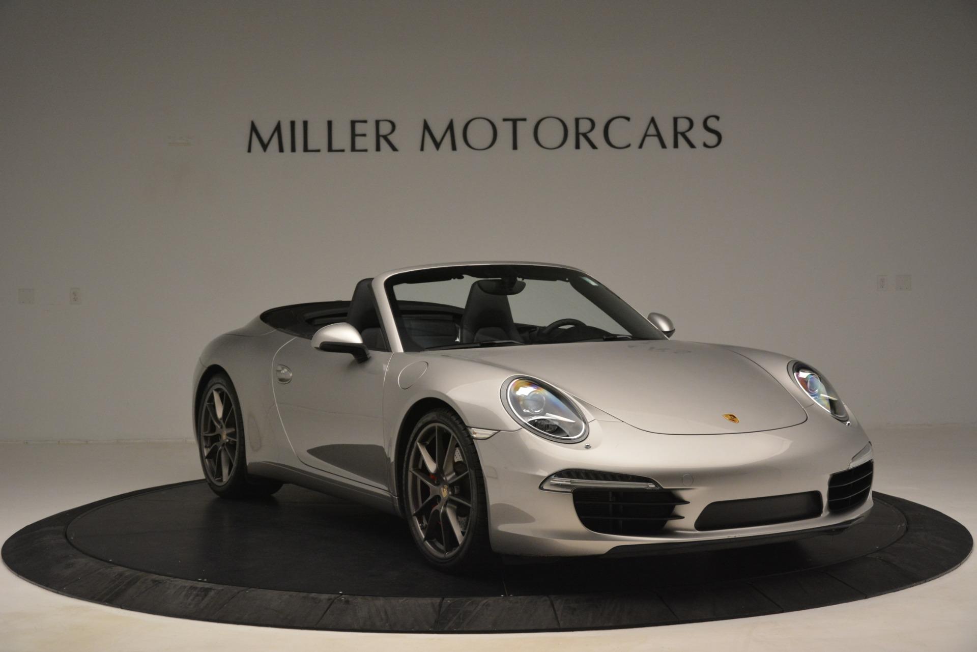 Used 2013 Porsche 911 Carrera S For Sale In Greenwich, CT 3107_p12