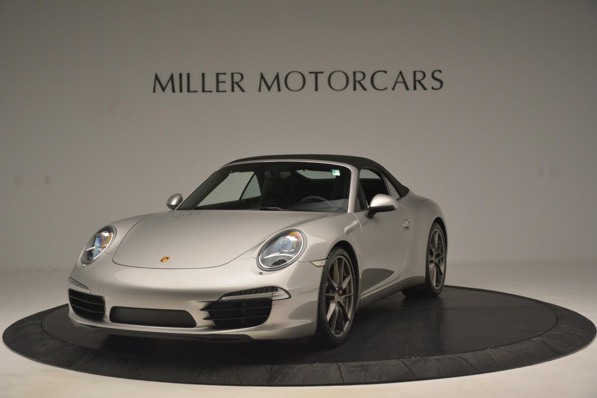 Used 2013 Porsche 911 Carrera S For Sale In Greenwich, CT 3107_p14