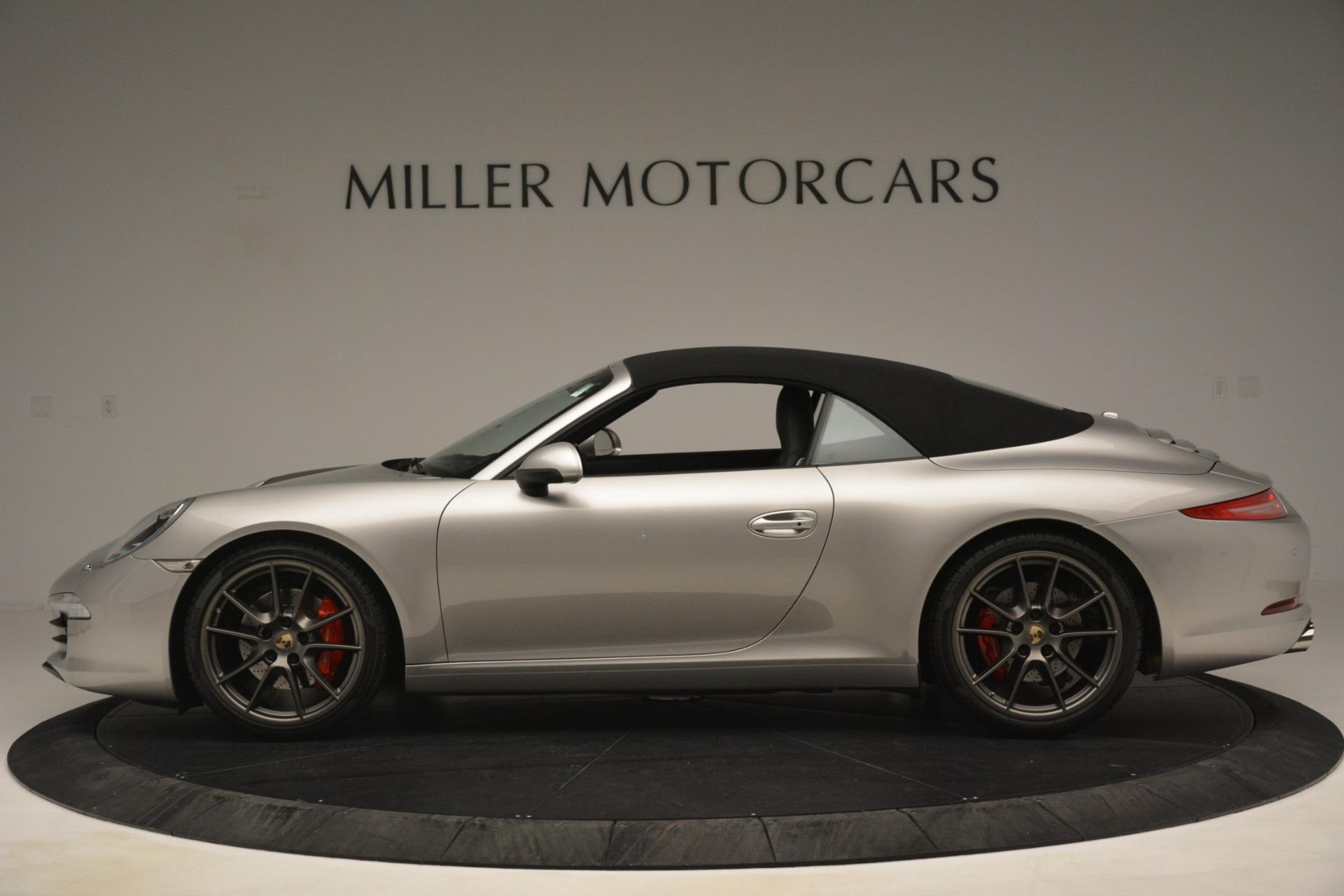 Used 2013 Porsche 911 Carrera S For Sale In Greenwich, CT 3107_p15