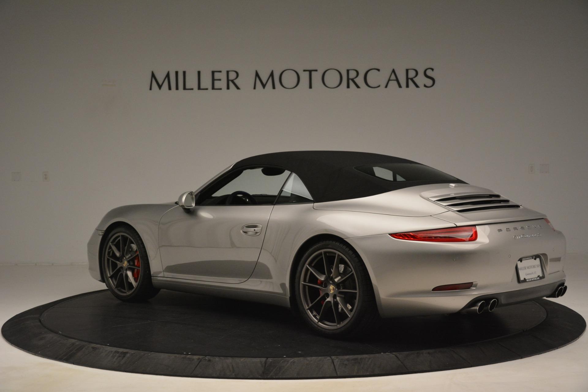Used 2013 Porsche 911 Carrera S For Sale In Greenwich, CT 3107_p16