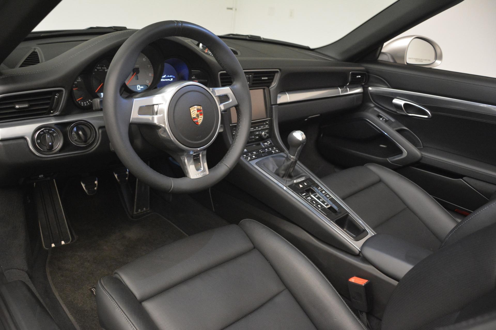 Used 2013 Porsche 911 Carrera S For Sale In Greenwich, CT 3107_p19