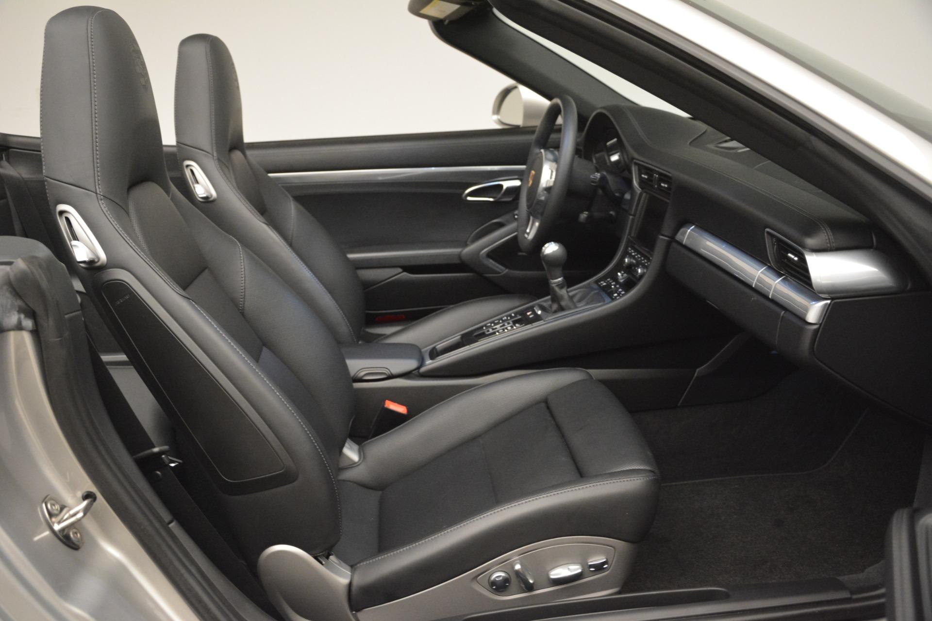 Used 2013 Porsche 911 Carrera S For Sale In Greenwich, CT 3107_p25