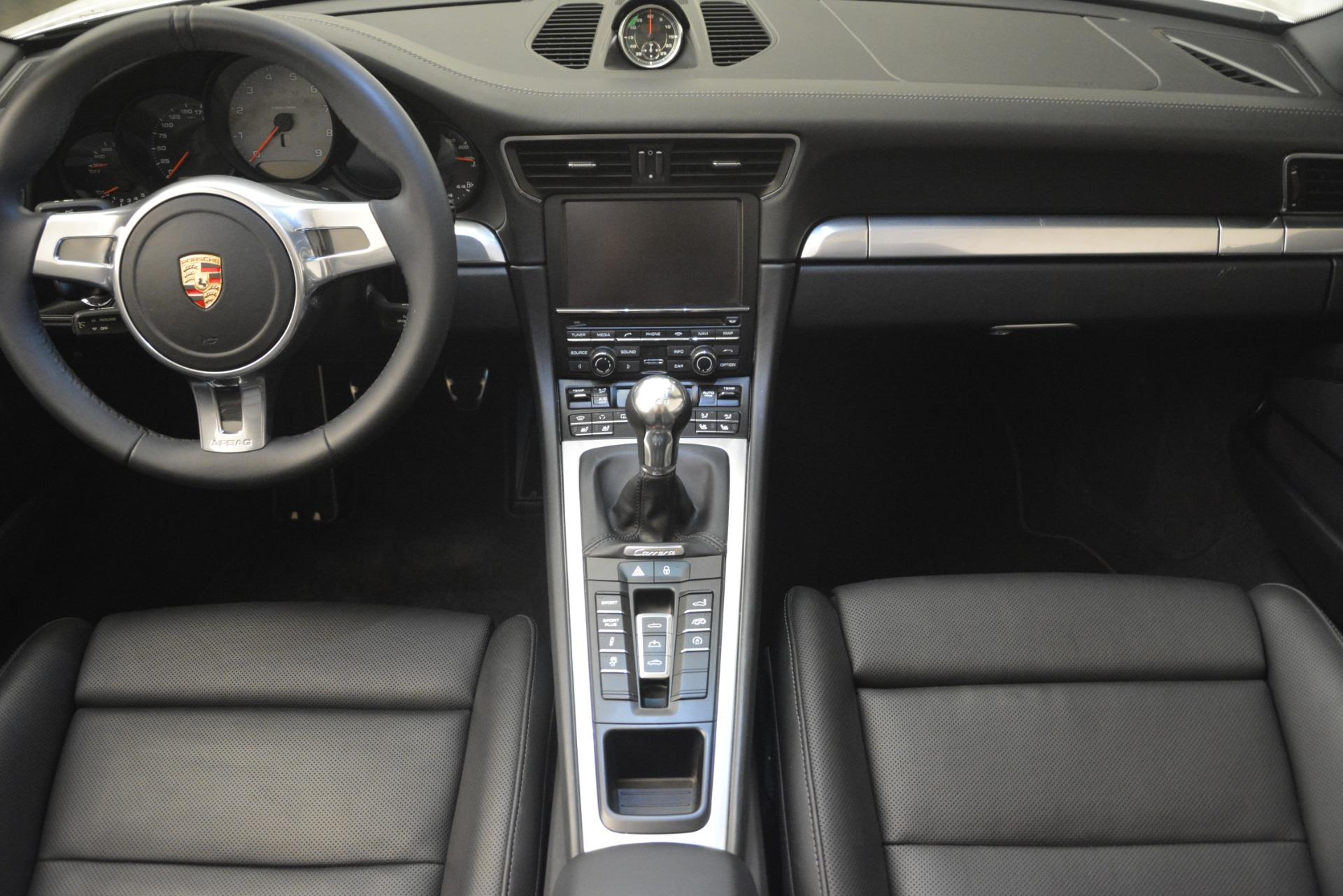 Used 2013 Porsche 911 Carrera S For Sale In Greenwich, CT 3107_p28