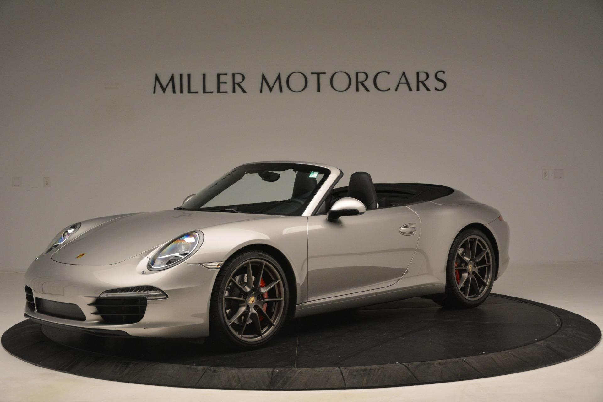Used 2013 Porsche 911 Carrera S For Sale In Greenwich, CT 3107_p2