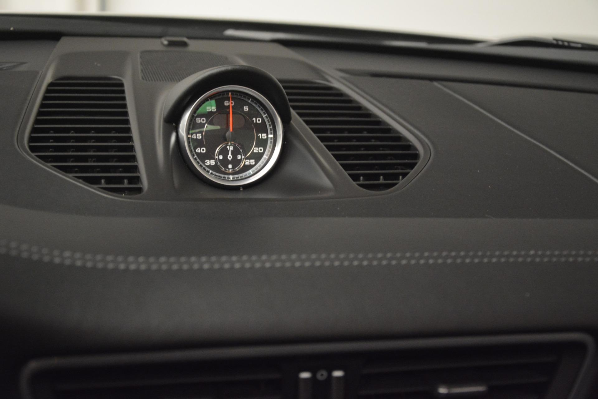 Used 2013 Porsche 911 Carrera S For Sale In Greenwich, CT 3107_p30