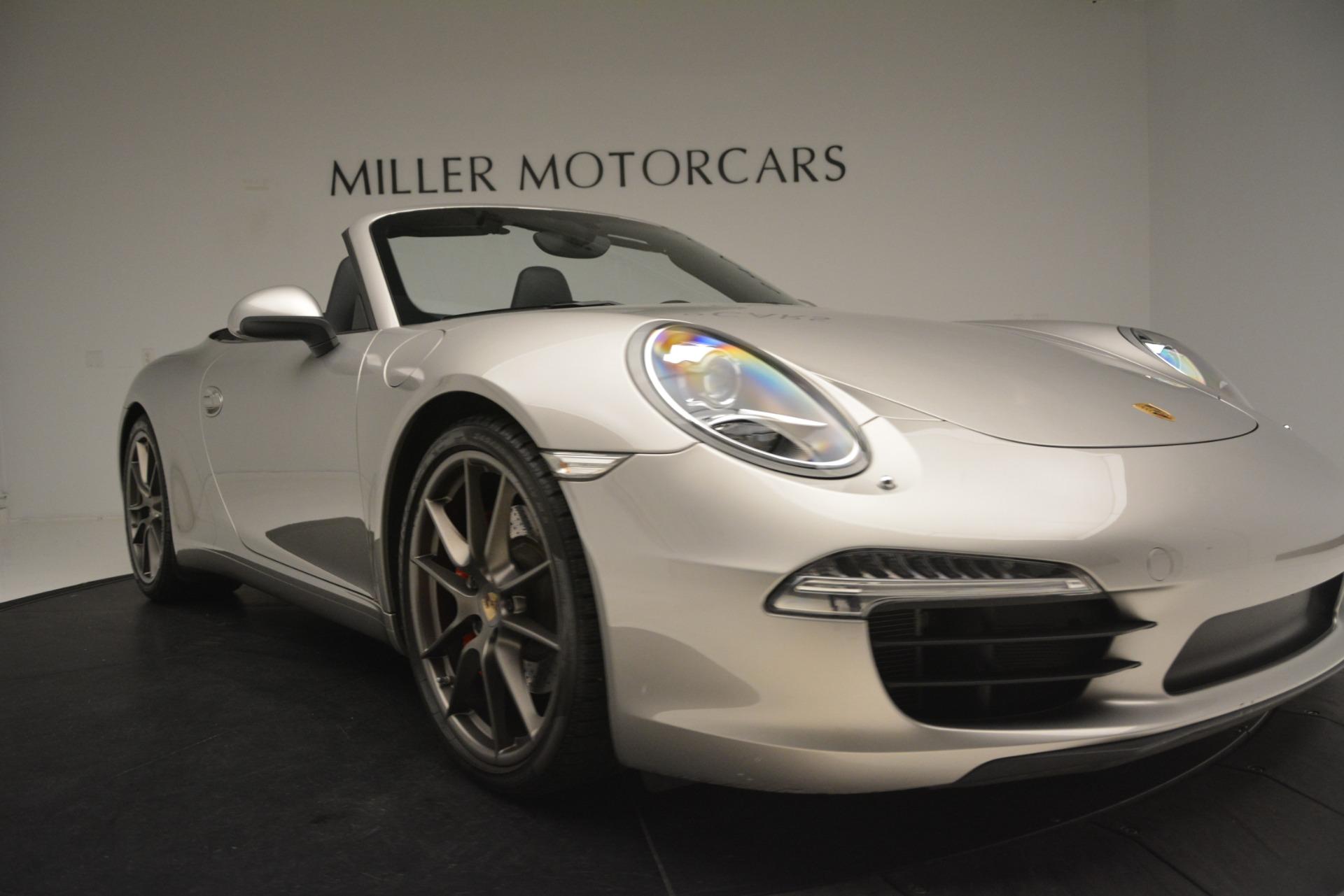 Used 2013 Porsche 911 Carrera S For Sale In Greenwich, CT 3107_p33