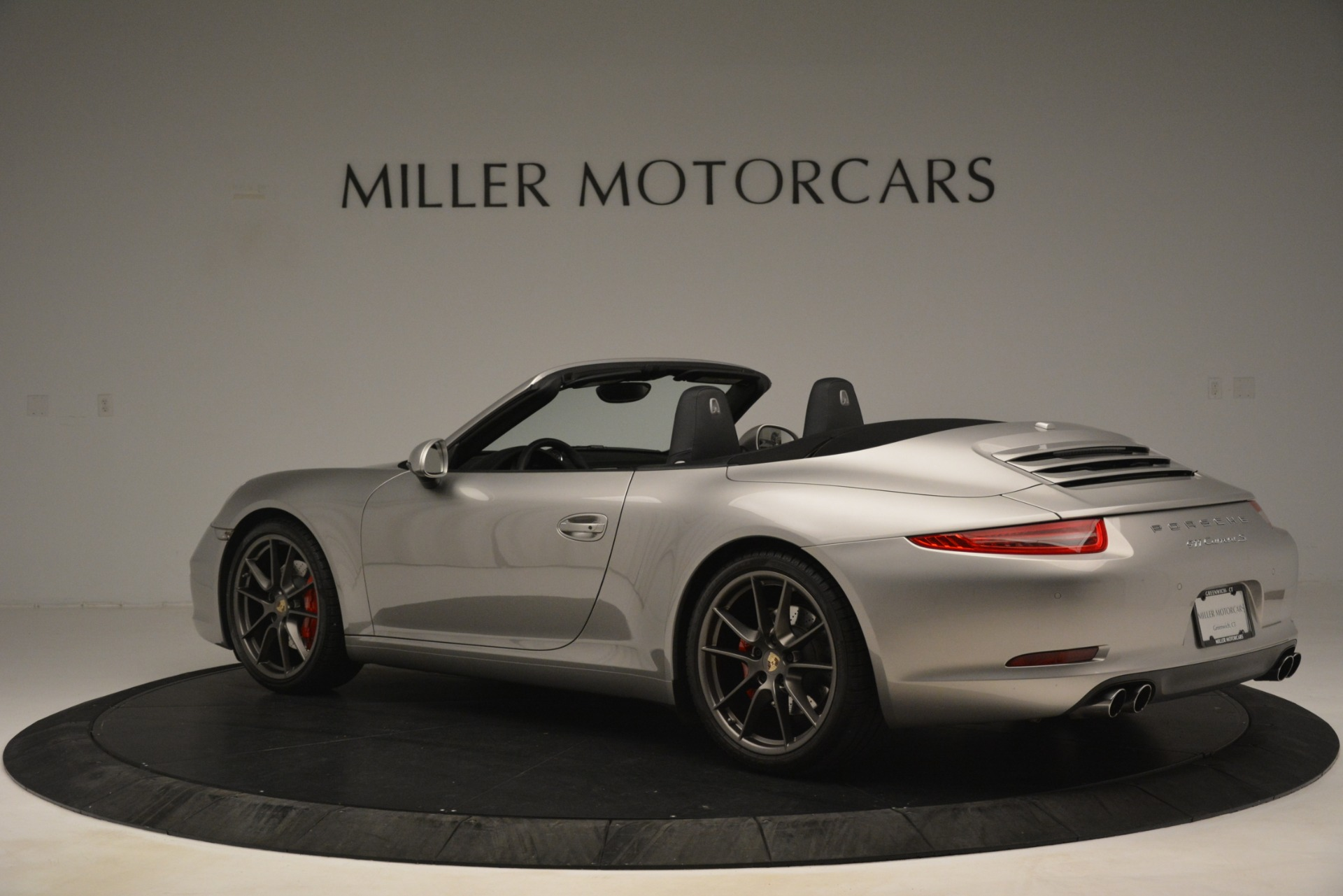 Used 2013 Porsche 911 Carrera S For Sale In Greenwich, CT 3107_p4