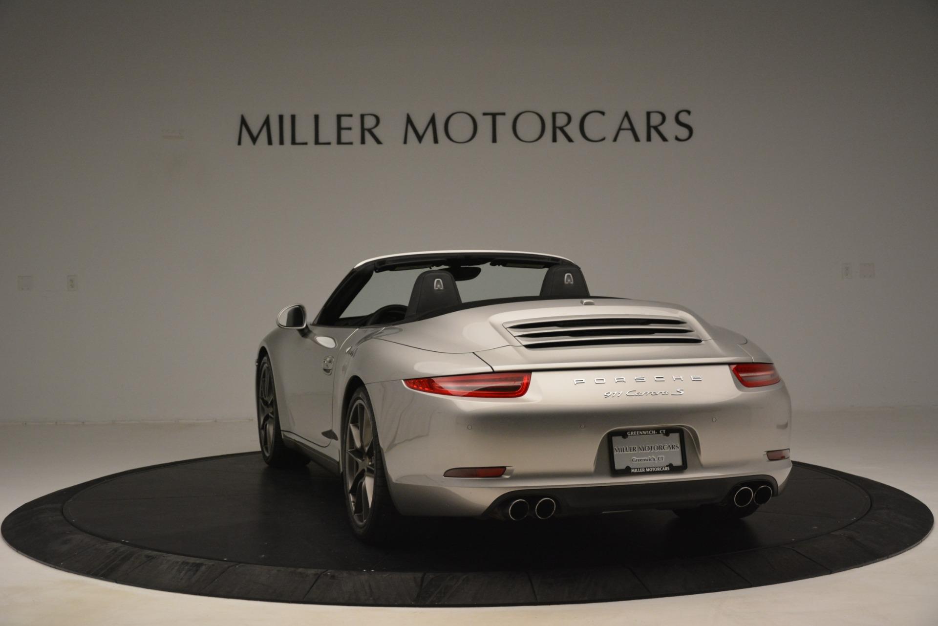Used 2013 Porsche 911 Carrera S For Sale In Greenwich, CT 3107_p5
