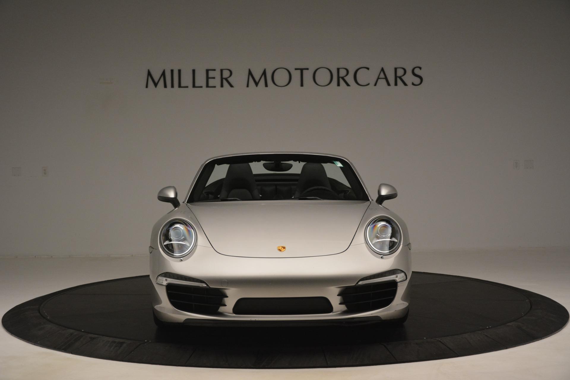 Used 2013 Porsche 911 Carrera S For Sale In Greenwich, CT 3107_p7
