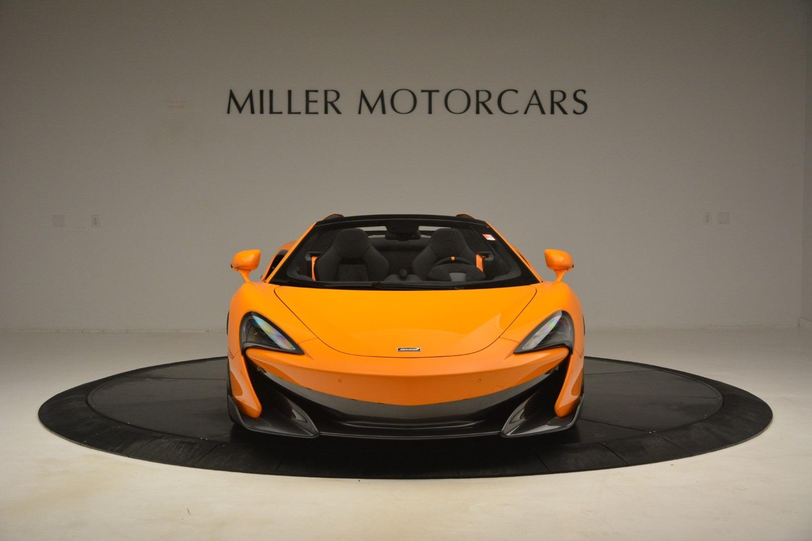 New 2020 McLaren 600LT Spider Convertible For Sale In Greenwich, CT 3109_p12