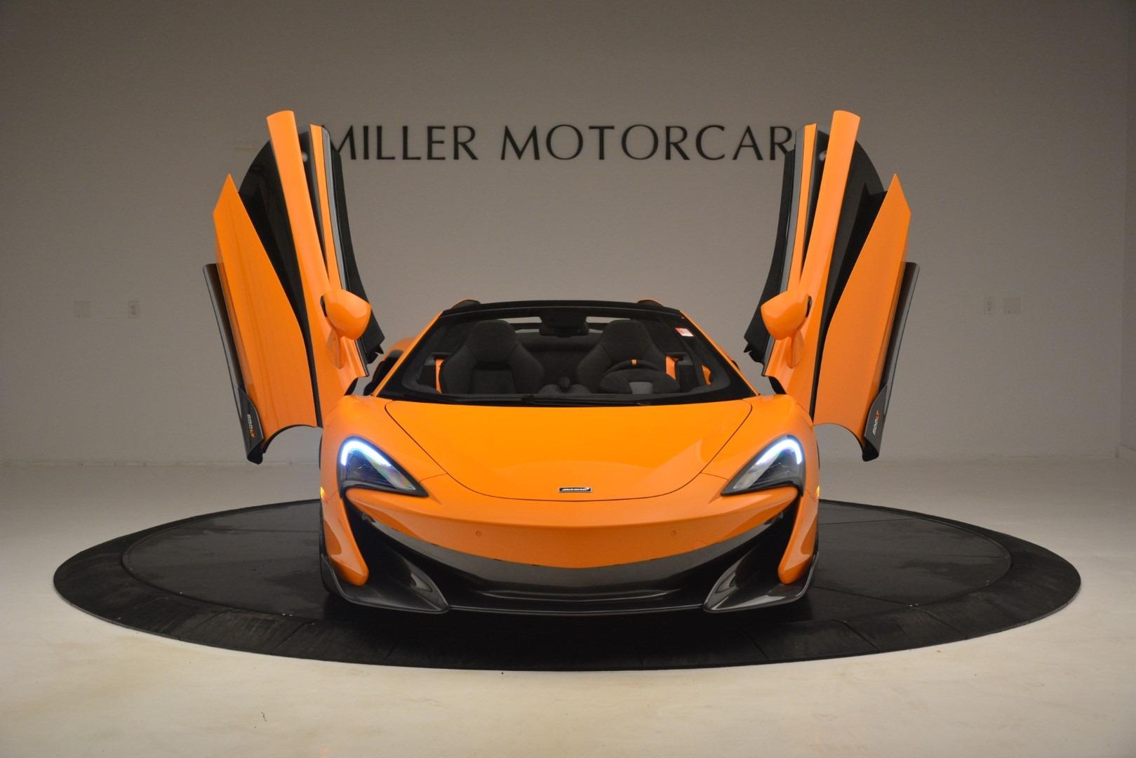 New 2020 McLaren 600LT Spider Convertible For Sale In Greenwich, CT 3109_p13
