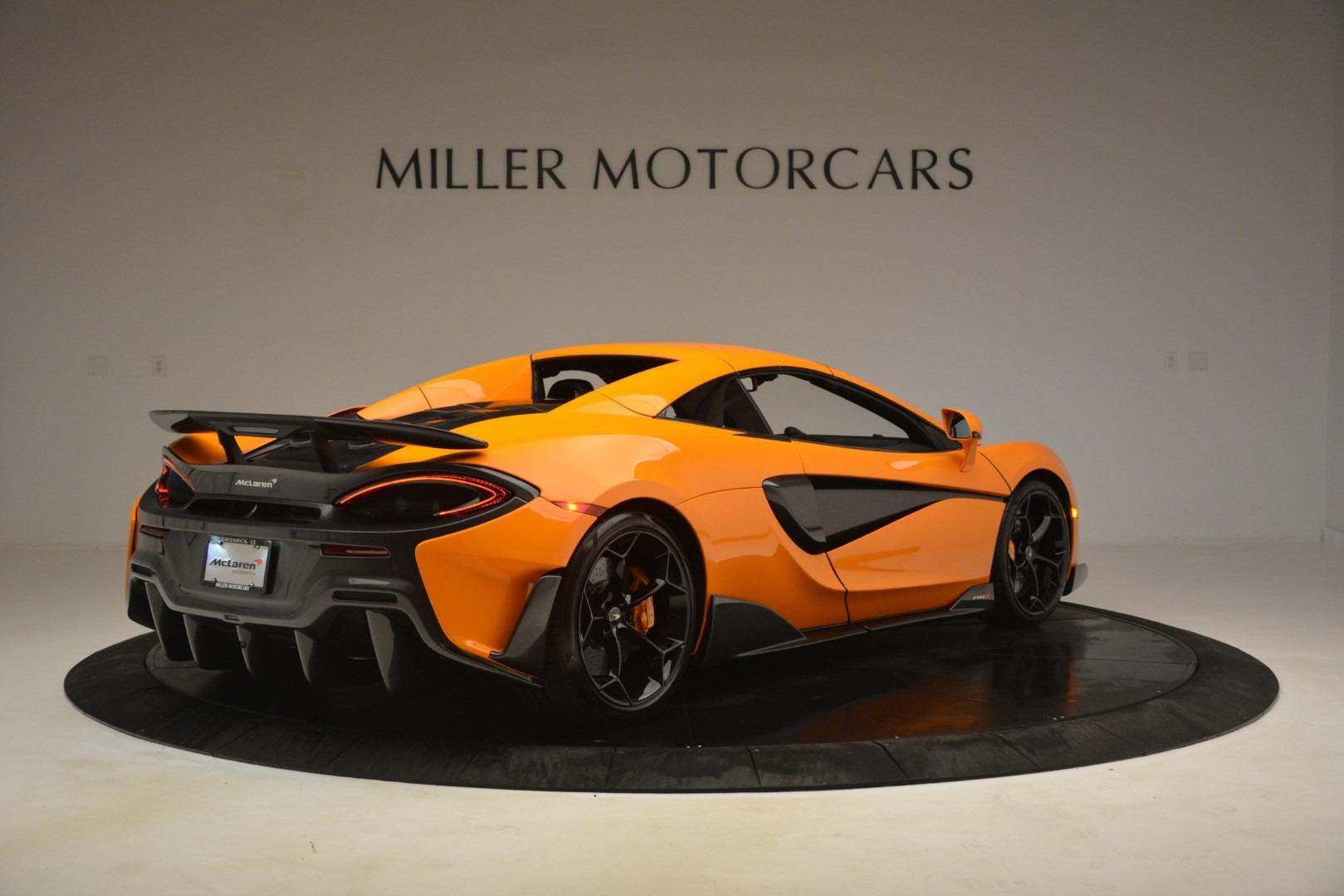 New 2020 McLaren 600LT Spider Convertible For Sale In Greenwich, CT 3109_p19
