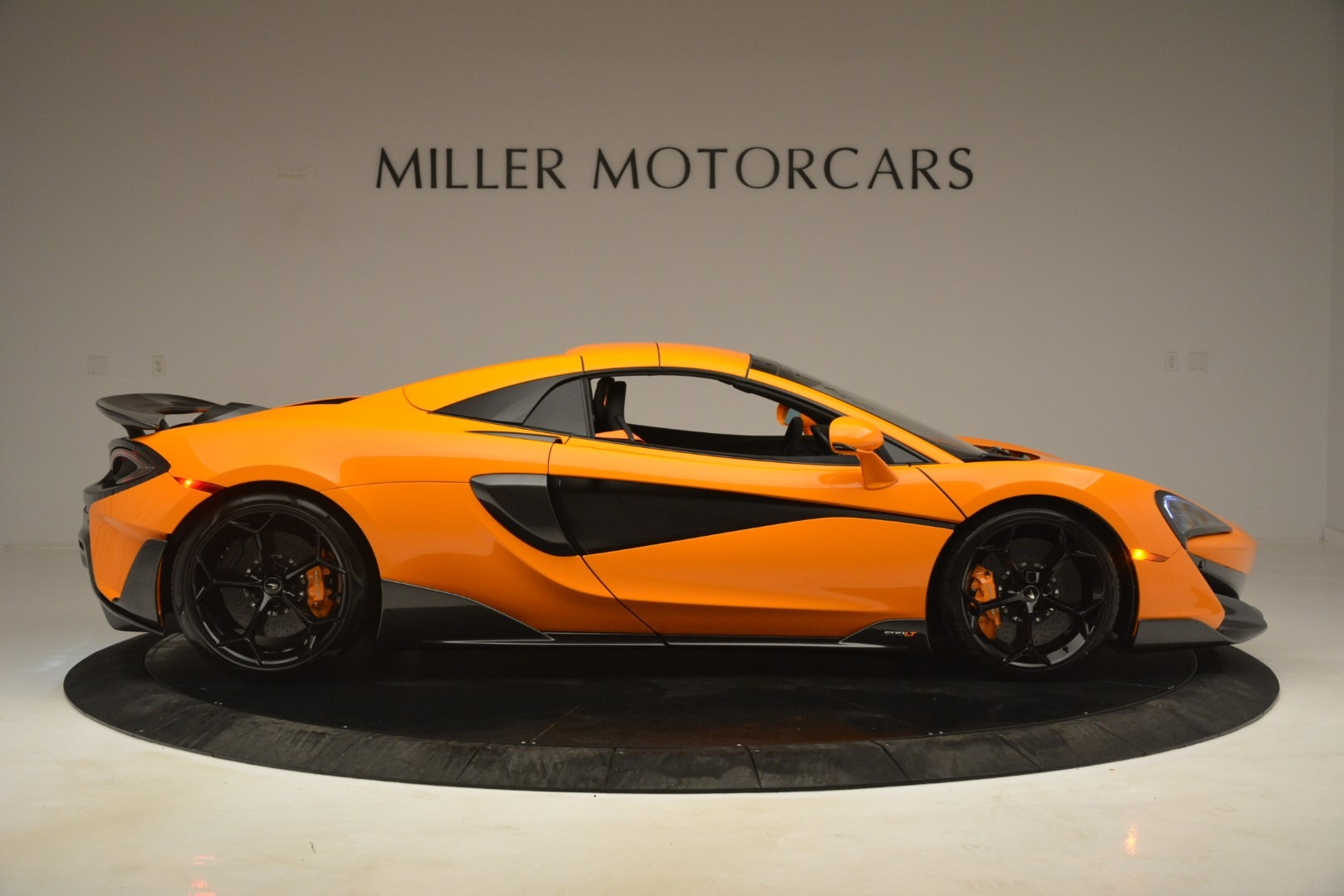 New 2020 McLaren 600LT Spider Convertible For Sale In Greenwich, CT 3109_p20