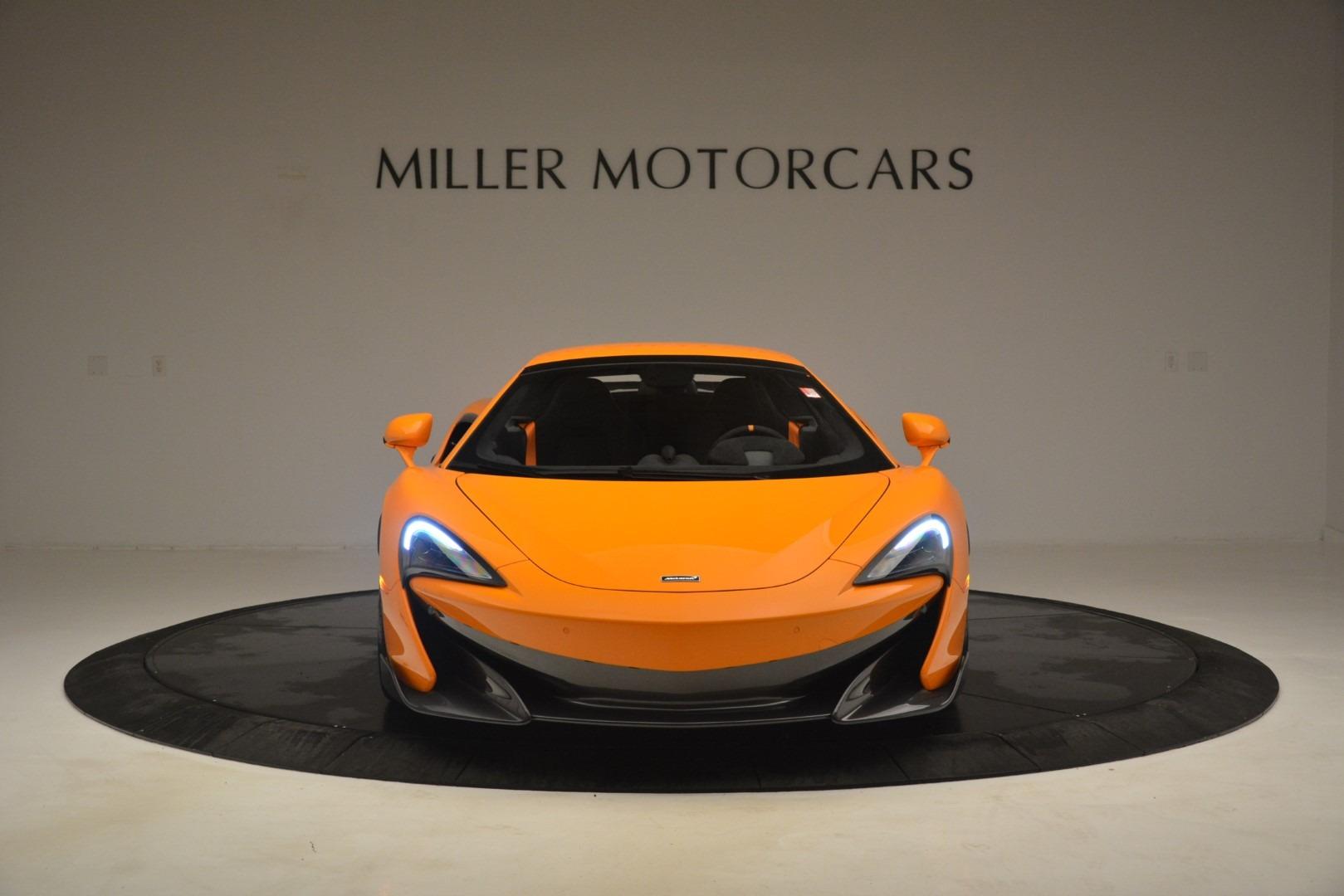 New 2020 McLaren 600LT Spider Convertible For Sale In Greenwich, CT 3109_p22