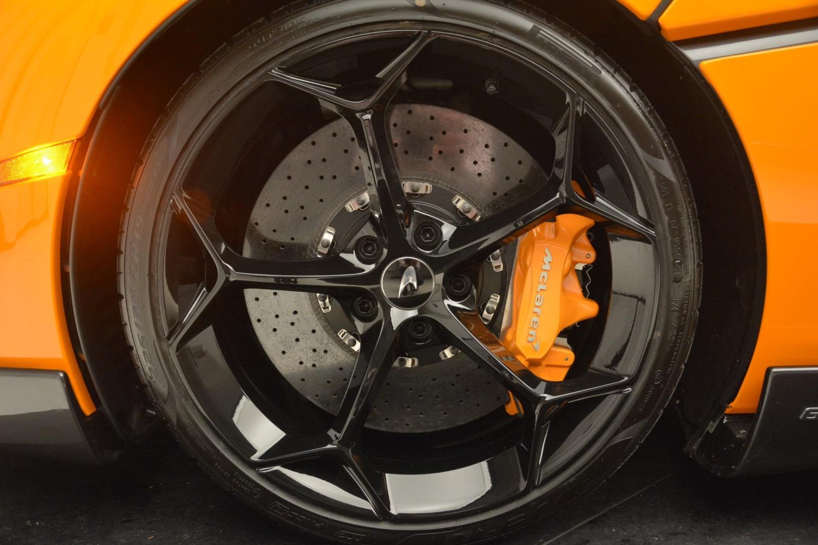 New 2020 McLaren 600LT Spider Convertible For Sale In Greenwich, CT 3109_p23
