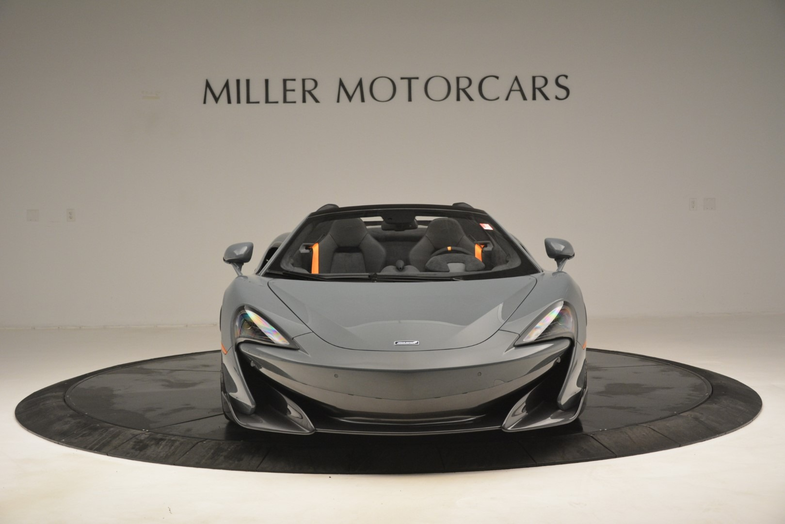 New 2020 McLaren 600LT Spider Convertible For Sale In Greenwich, CT 3110_p12