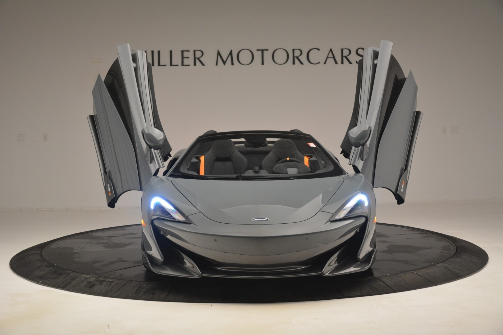 New 2020 McLaren 600LT Spider Convertible For Sale In Greenwich, CT 3110_p13