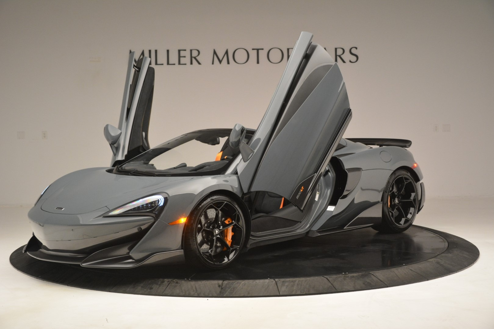 New 2020 McLaren 600LT Spider Convertible For Sale In Greenwich, CT 3110_p14