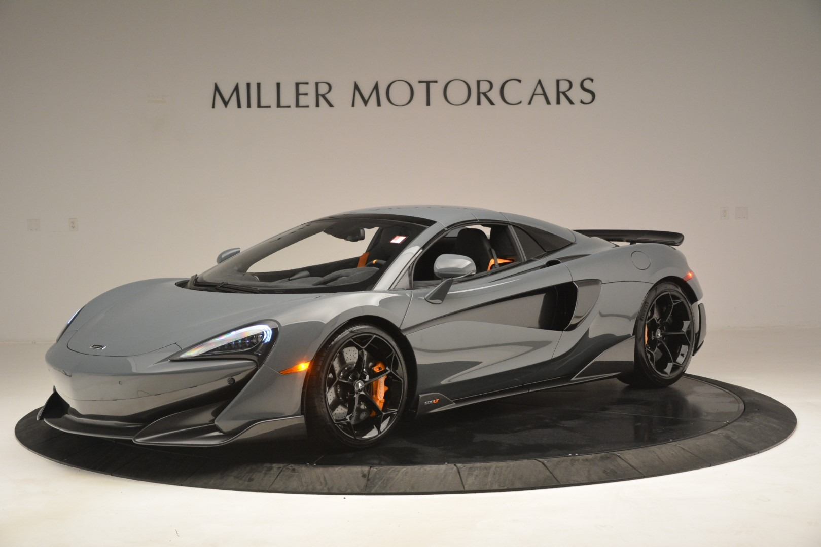 New 2020 McLaren 600LT Spider Convertible For Sale In Greenwich, CT 3110_p15