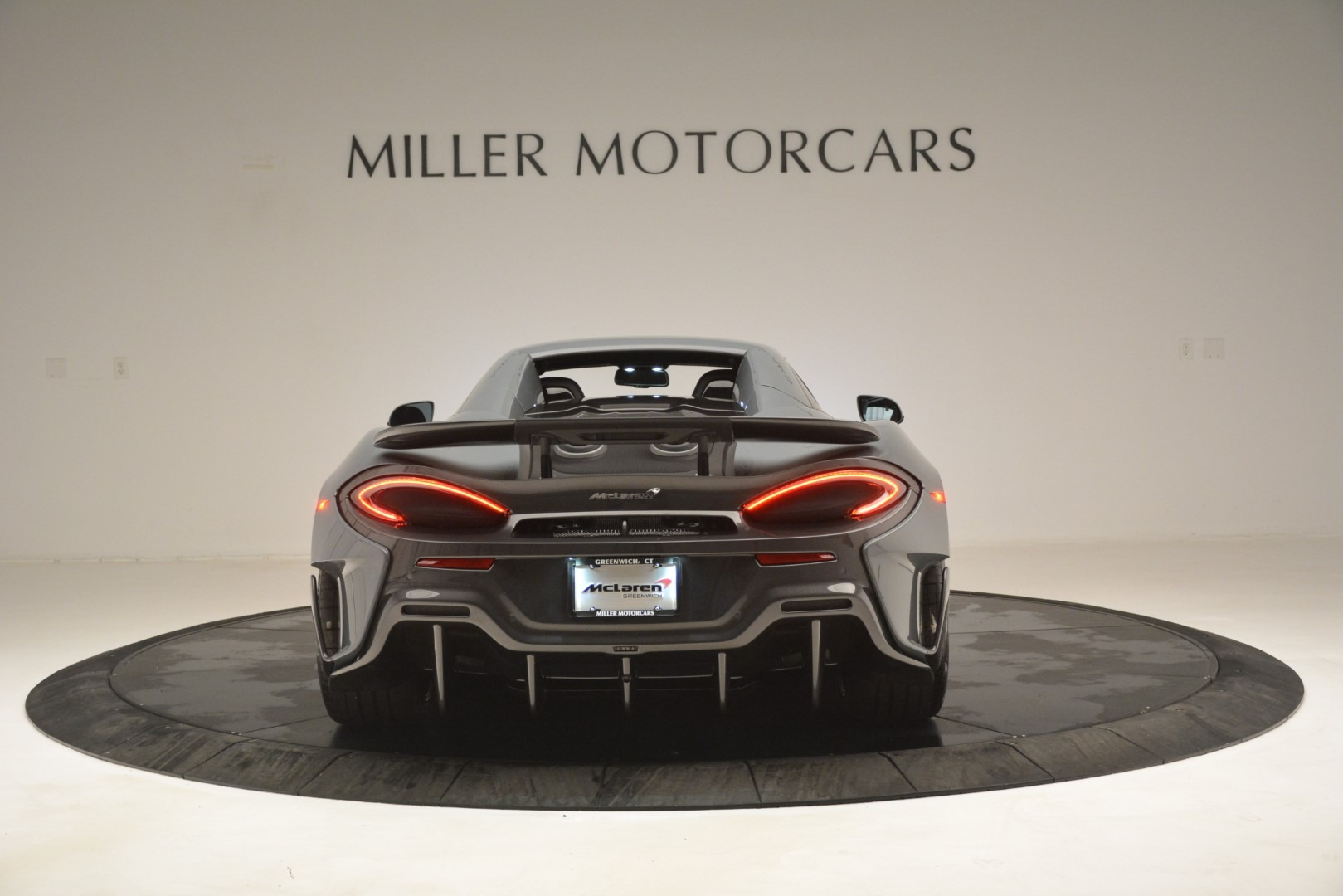 New 2020 McLaren 600LT Spider Convertible For Sale In Greenwich, CT 3110_p18