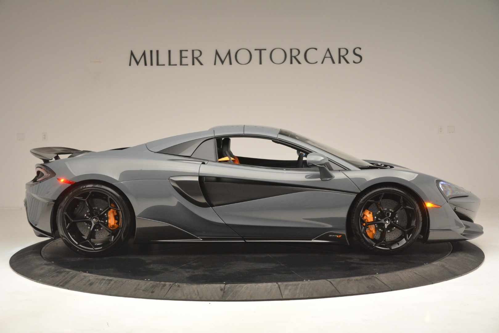 New 2020 McLaren 600LT Spider Convertible For Sale In Greenwich, CT 3110_p20