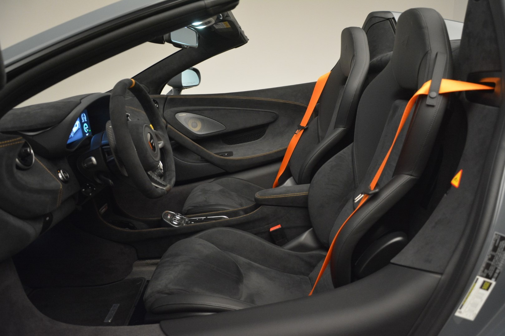 New 2020 McLaren 600LT Spider Convertible For Sale In Greenwich, CT 3110_p25