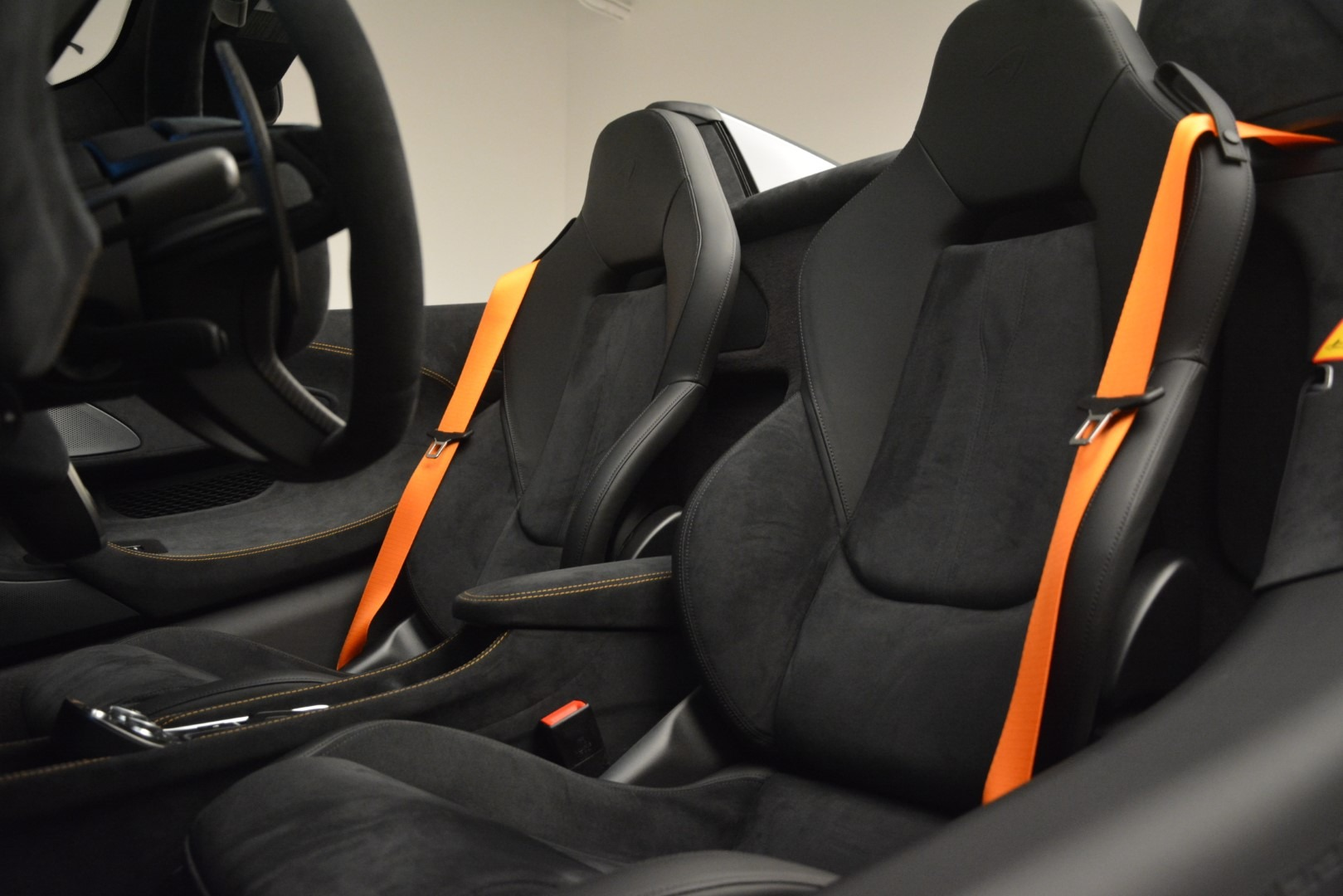 New 2020 McLaren 600LT Spider Convertible For Sale In Greenwich, CT 3110_p26
