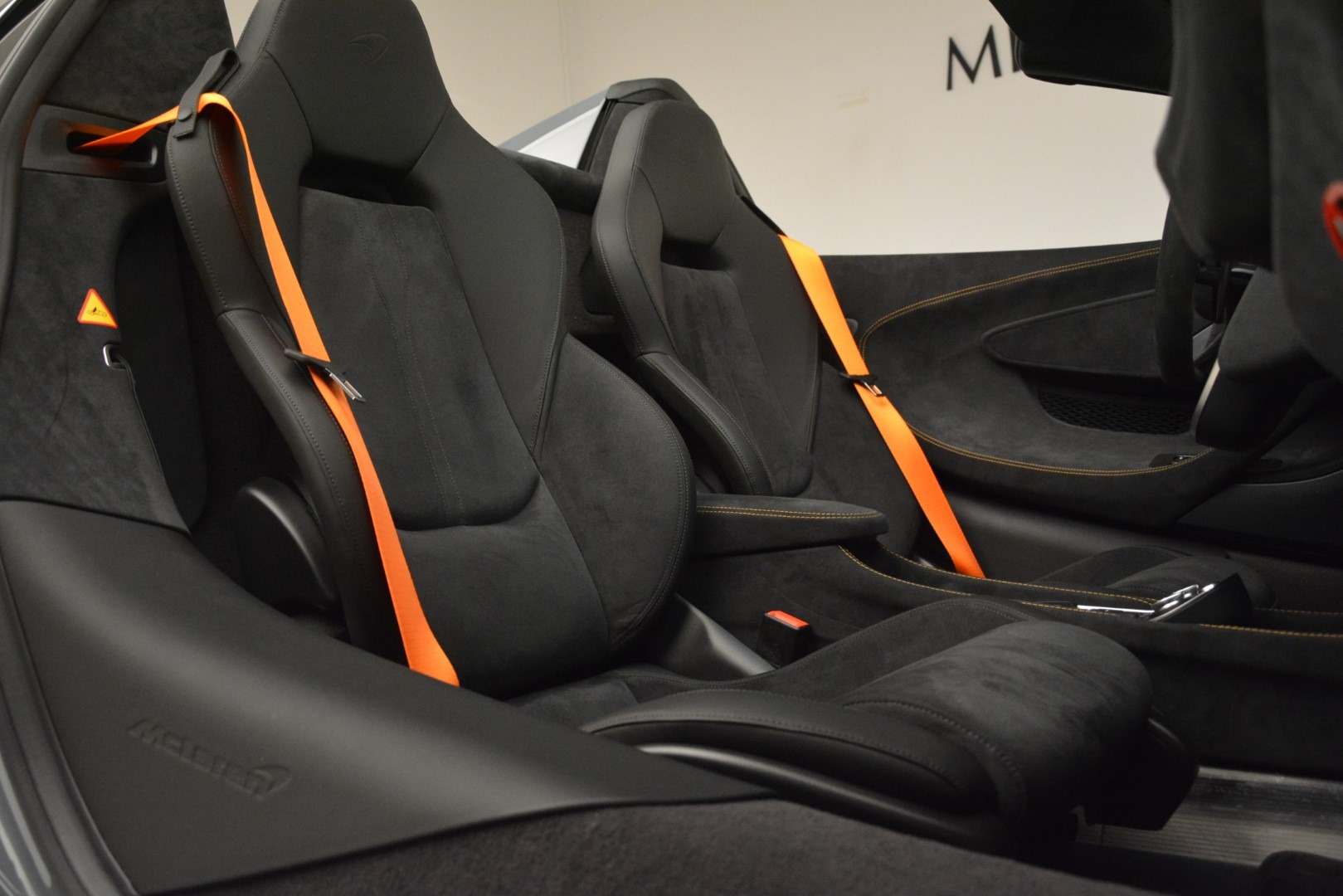 New 2020 McLaren 600LT Spider Convertible For Sale In Greenwich, CT 3110_p29
