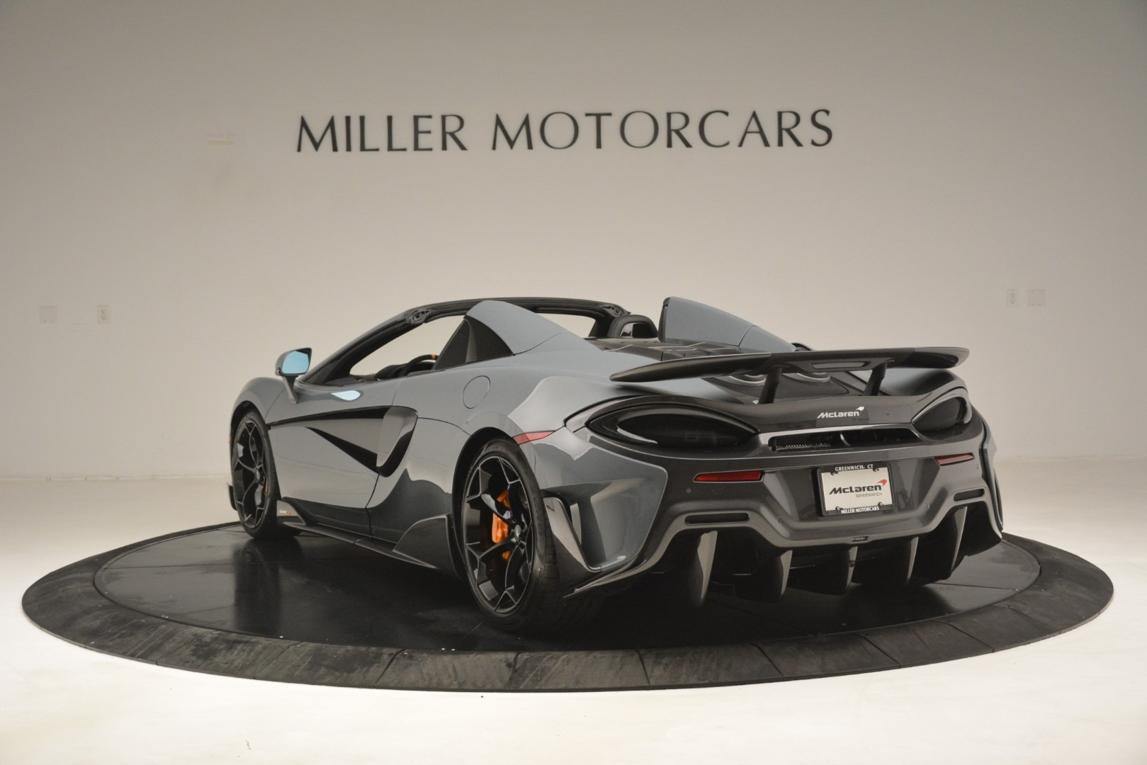 New 2020 McLaren 600LT Spider Convertible For Sale In Greenwich, CT 3110_p5