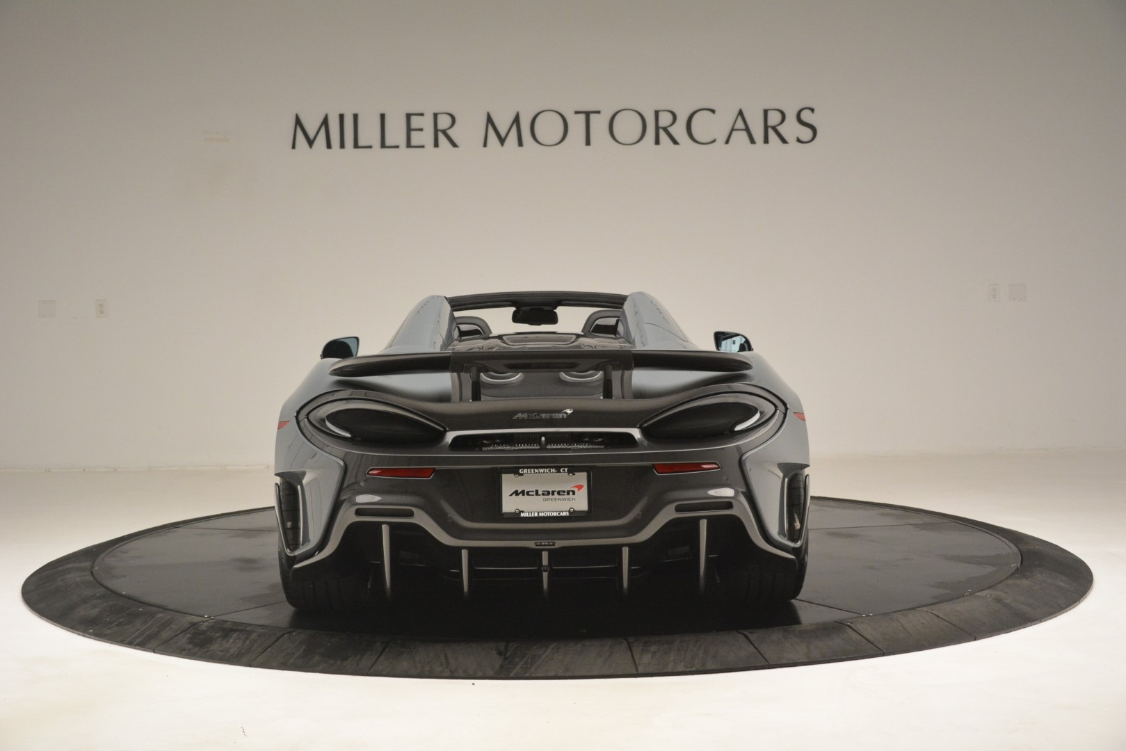 New 2020 McLaren 600LT Spider Convertible For Sale In Greenwich, CT 3110_p6