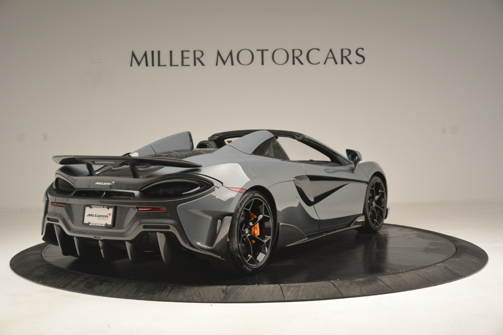 New 2020 McLaren 600LT Spider Convertible For Sale In Greenwich, CT 3110_p7