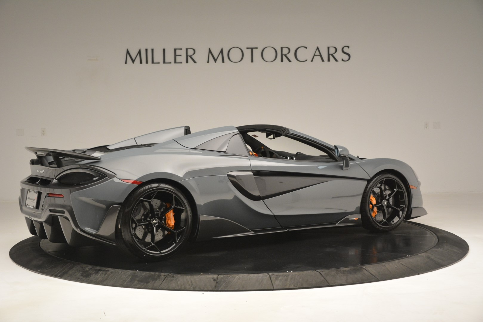 New 2020 McLaren 600LT Spider Convertible For Sale In Greenwich, CT 3110_p8
