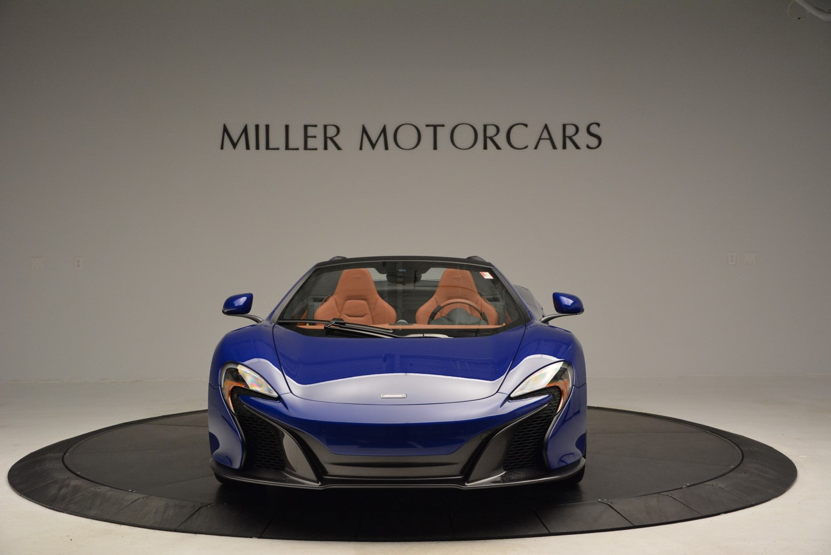 Used 2015 McLaren 650S Spider Convertible For Sale In Greenwich, CT 3112_p12