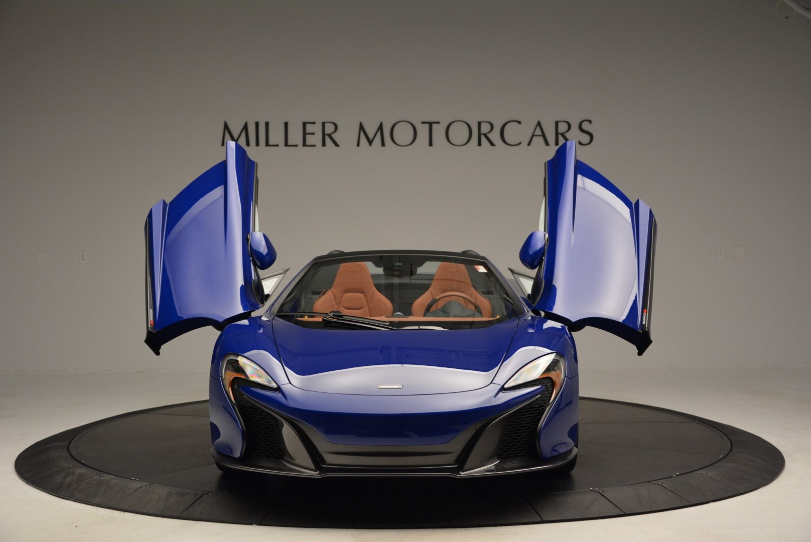 Used 2015 McLaren 650S Spider Convertible For Sale In Greenwich, CT 3112_p13