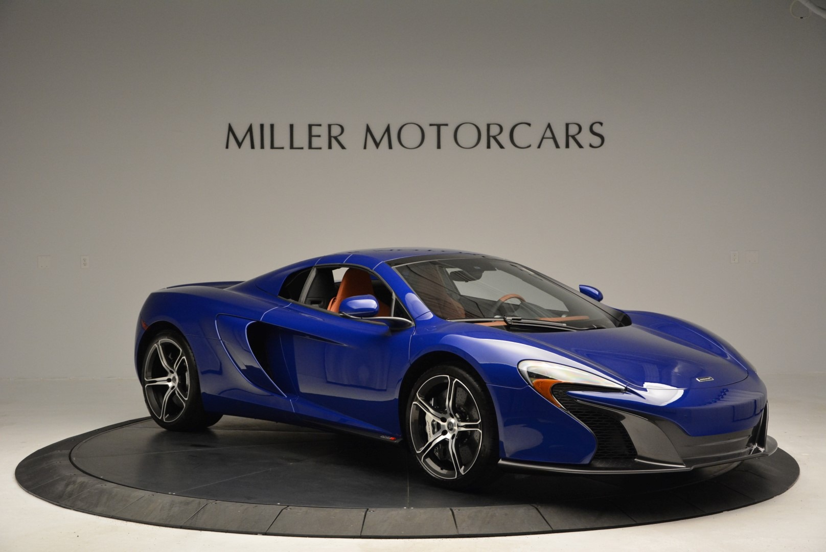 Used 2015 McLaren 650S Spider Convertible For Sale In Greenwich, CT 3112_p20