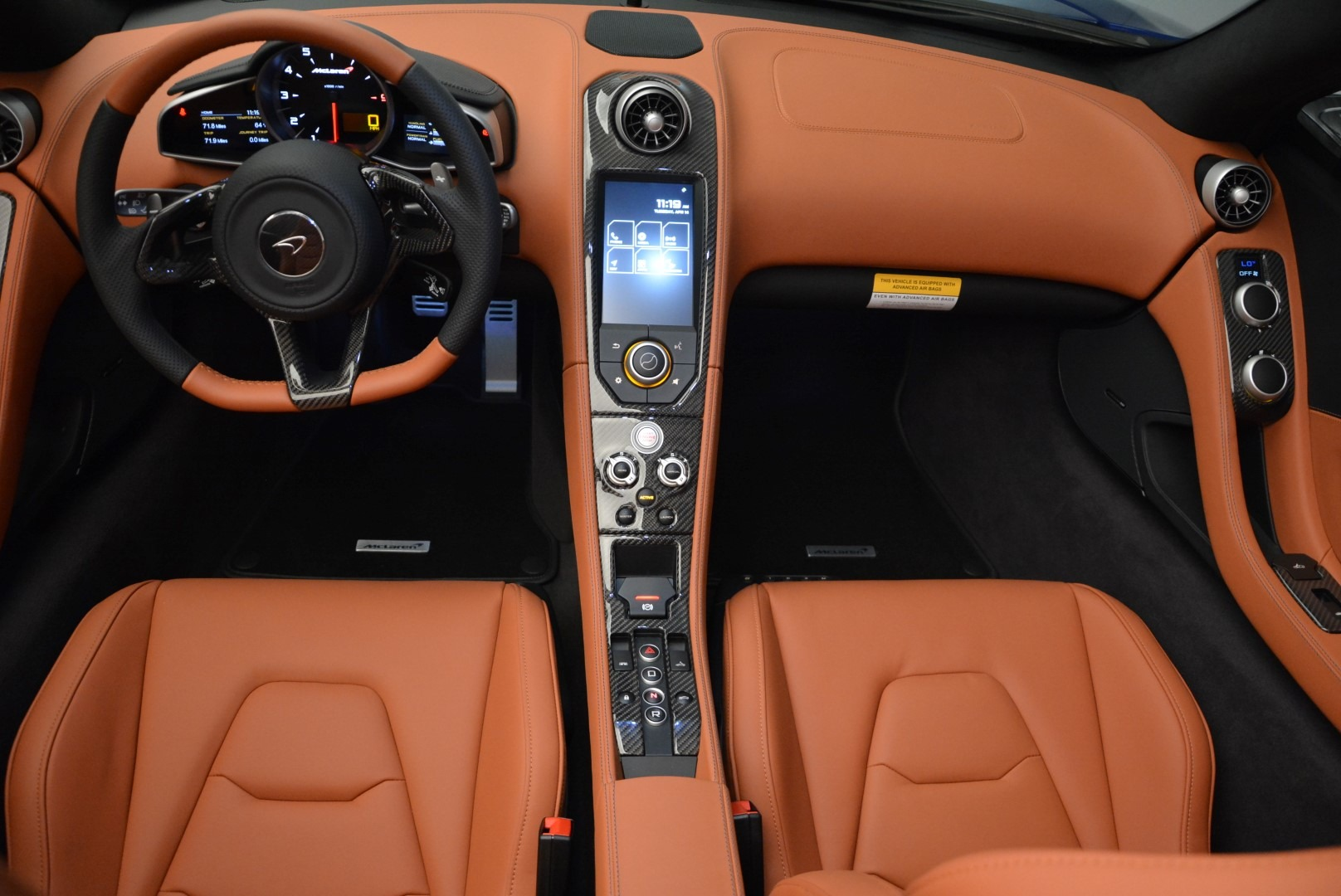 Used 2015 McLaren 650S Spider Convertible For Sale In Greenwich, CT 3112_p21