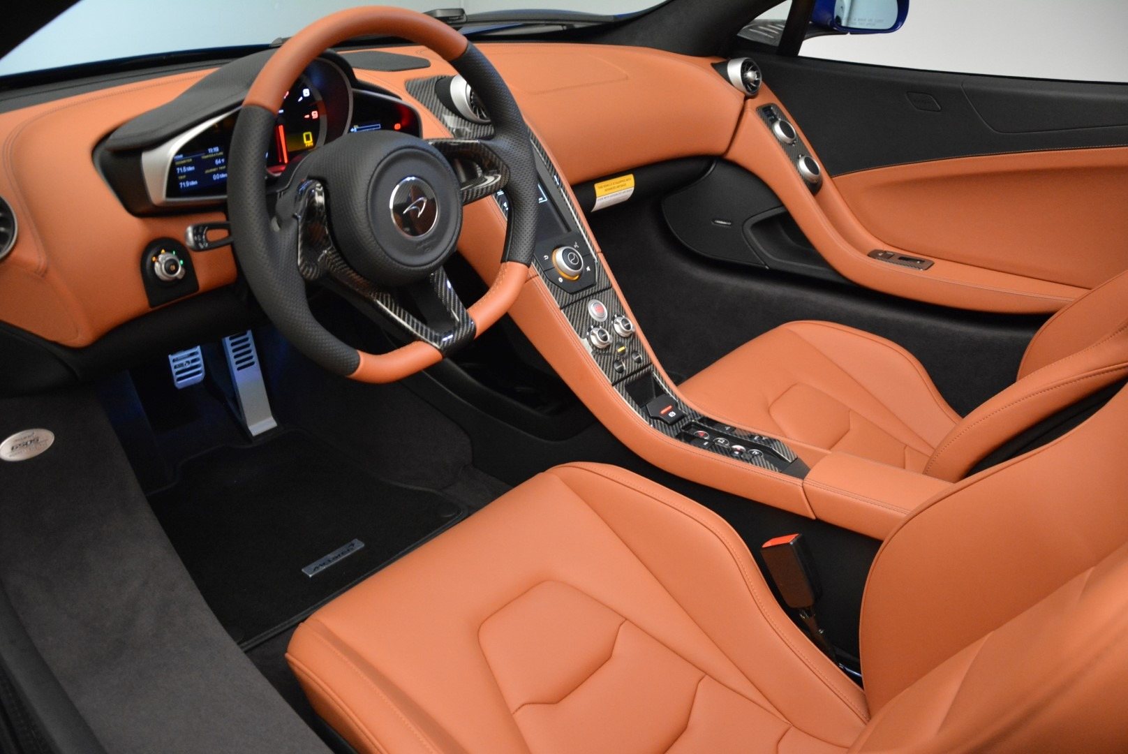 Used 2015 McLaren 650S Spider Convertible For Sale In Greenwich, CT 3112_p22