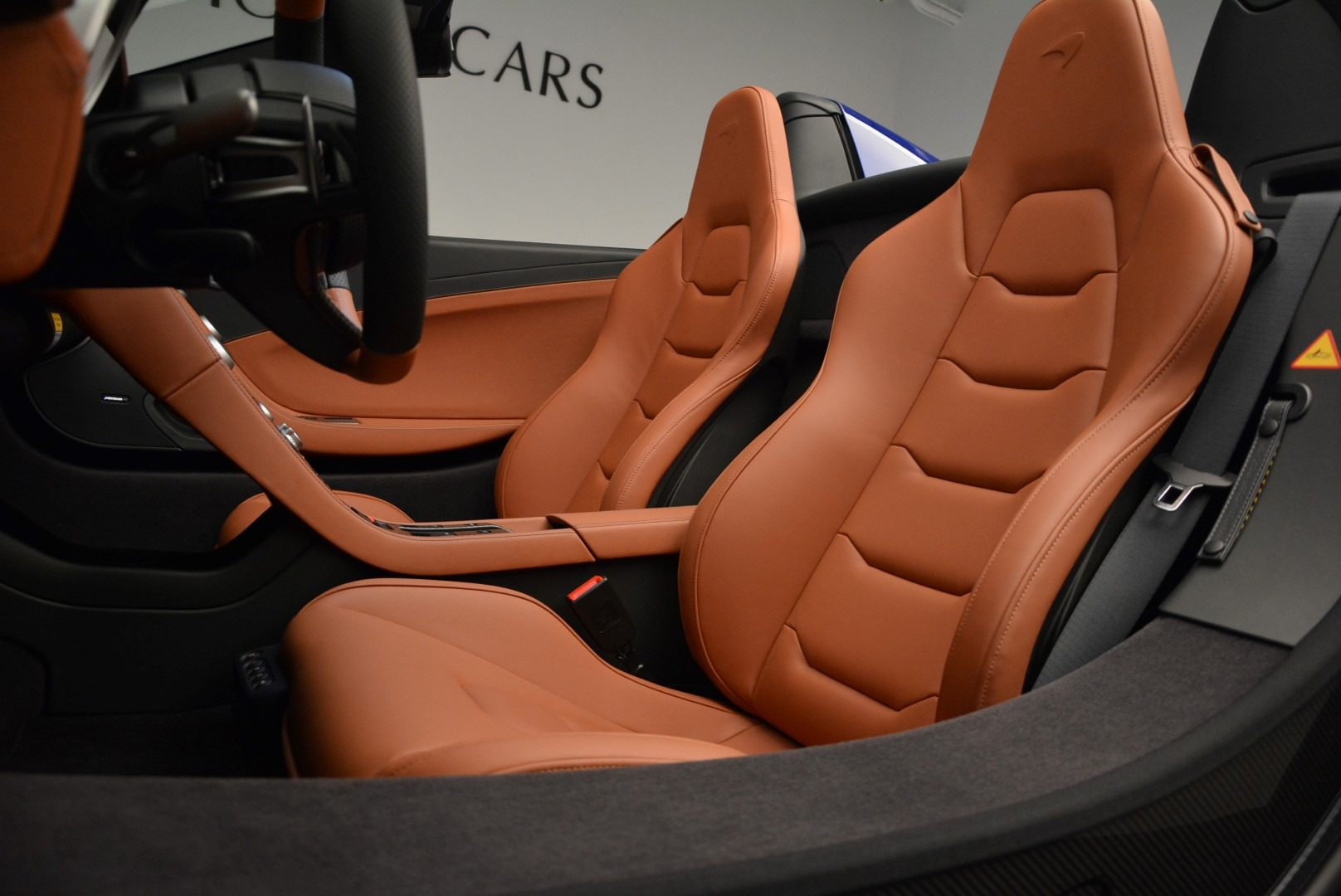 Used 2015 McLaren 650S Spider Convertible For Sale In Greenwich, CT 3112_p24
