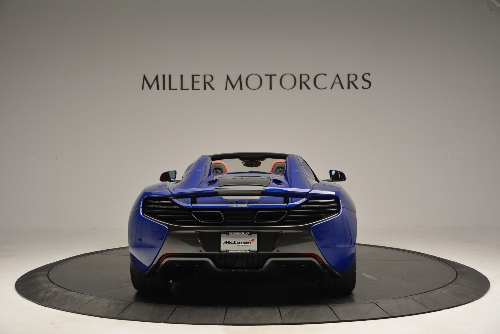 Used 2015 McLaren 650S Spider Convertible For Sale In Greenwich, CT 3112_p6